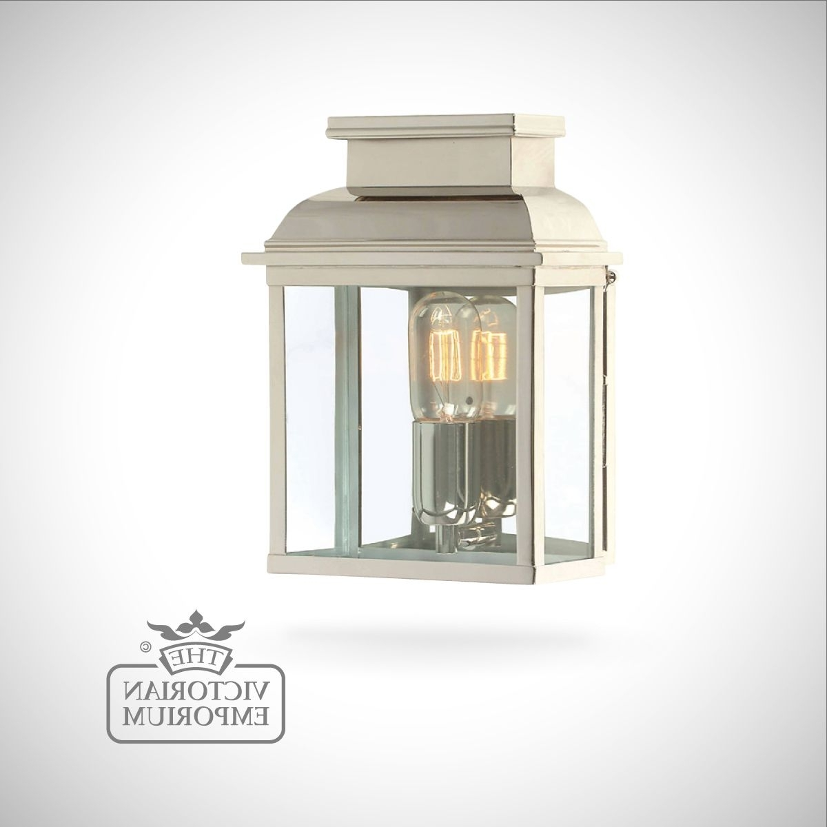 Outdoor Wall Lights For Well Liked Polished Brass Outdoor Wall Lights (View 15 of 20)