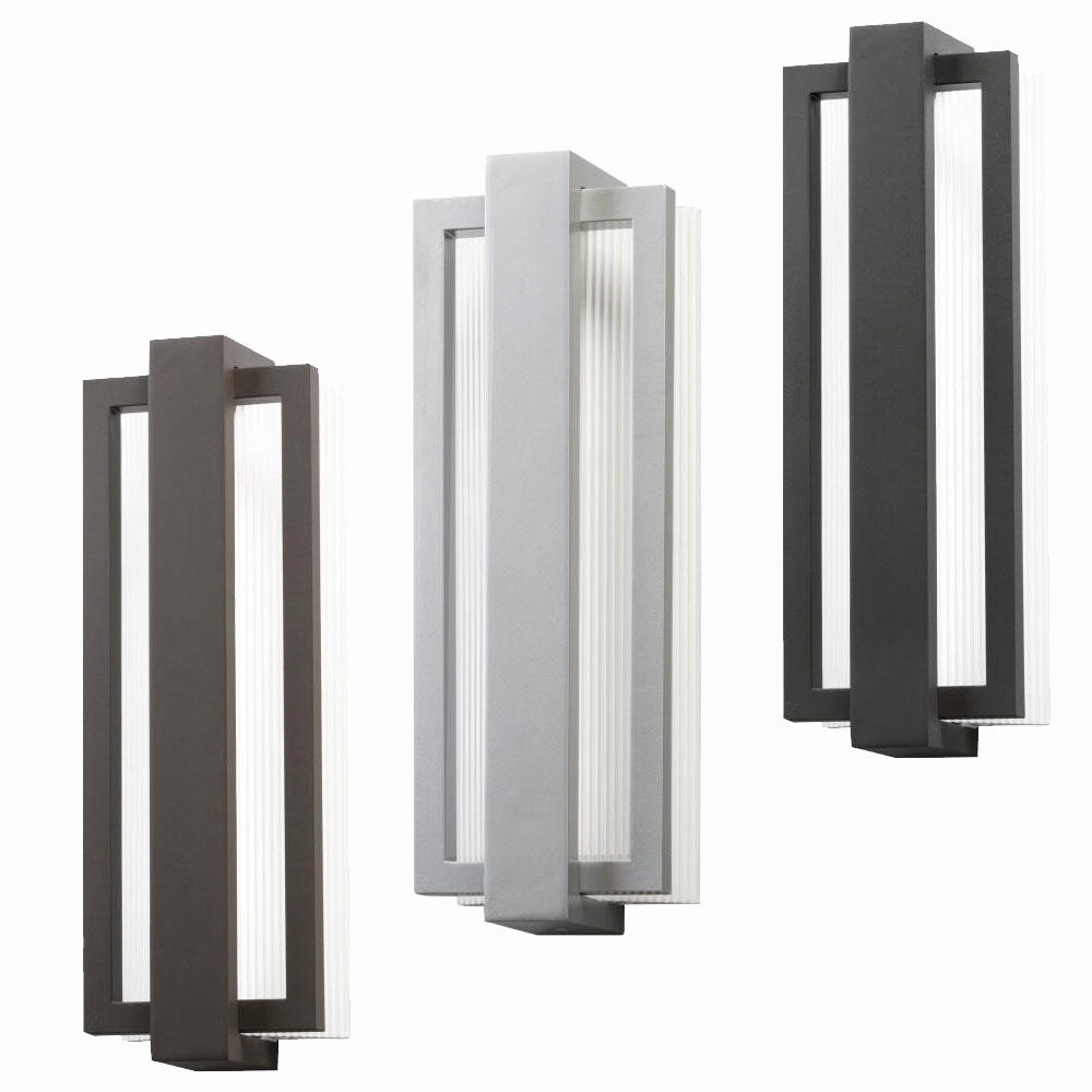 Outdoor Wall Lights With Plug Throughout Fashionable Contemporary Outdoor Wall Lighting Fixtures Elegant Light Fixture (View 19 of 20)