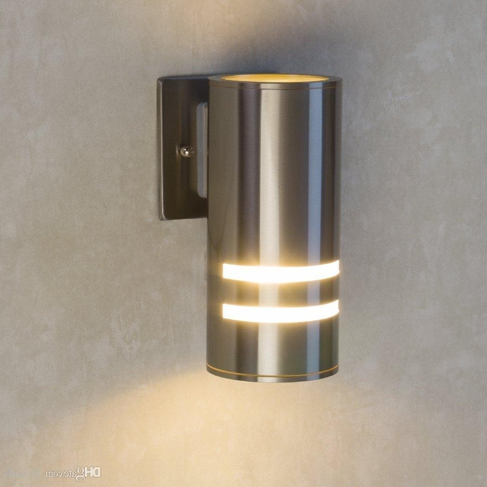 Outdoor Wall Porch Lights Inside Latest Best Ce Ul Waterproof Cylinder Porch Light Outdoor Wall Lamp (View 9 of 20)