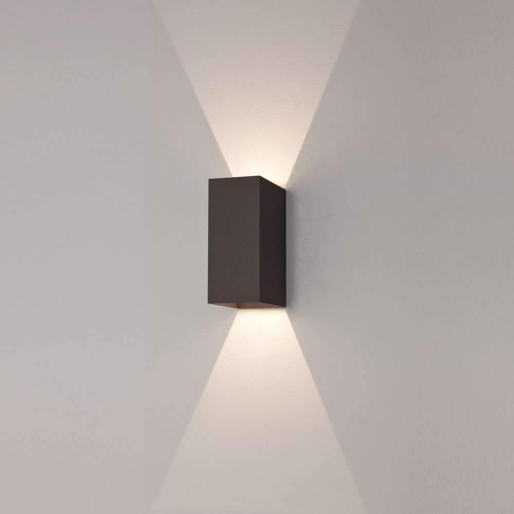 Outdoor Wall Sconce Led Lights Regarding Current Light : Furniture Modern Stainless Steel Led Outdoor Wall Mounted (View 12 of 20)