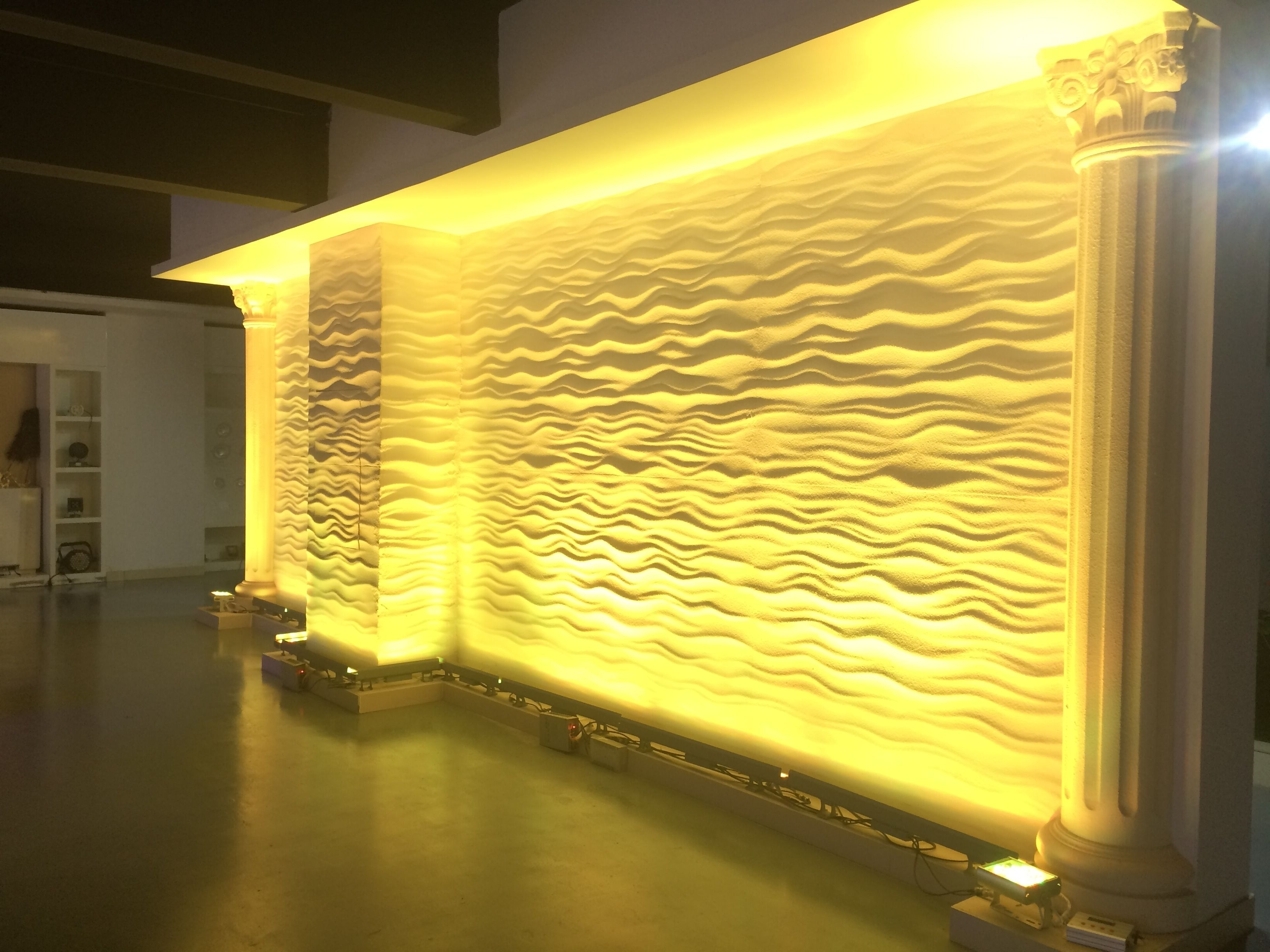 Outdoor Wall Wash Lighting Fixtures Within Favorite Outdoor Led Wall Wash Lights • Outdoor Lighting (View 3 of 20)