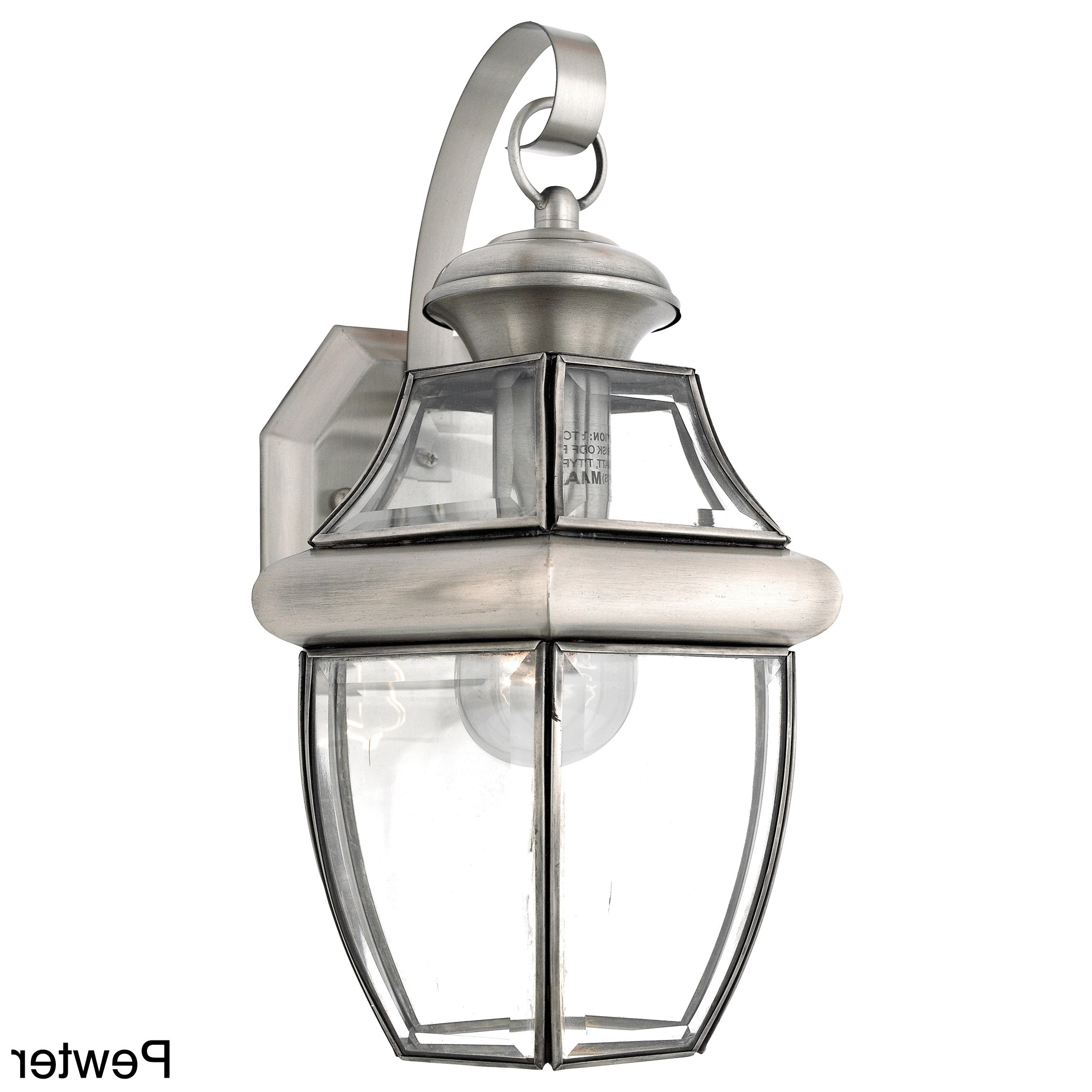 Overstock Within Best And Newest Quoizel Outdoor Hanging Lights (View 11 of 20)