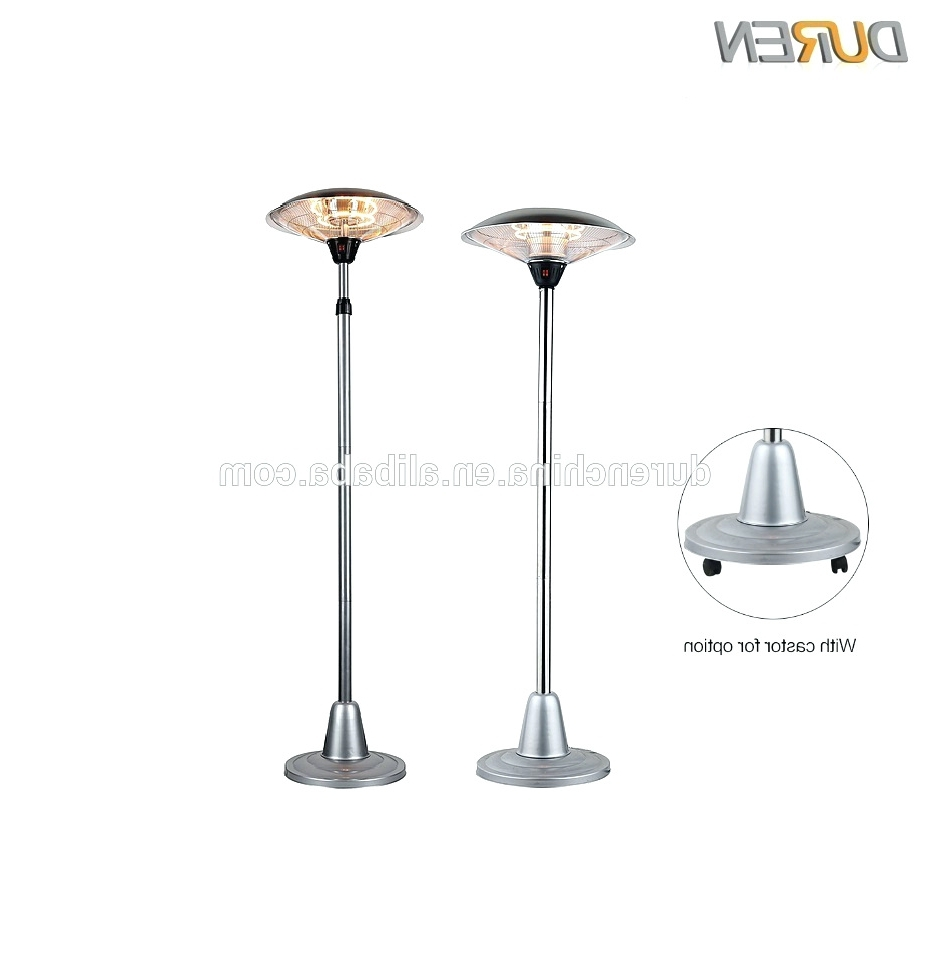 Patio Ideas ~ Electric Patio Heater Infrared Outdoor Garden Hanging Pertaining To Current Outdoor Hanging Heat Lamps (View 15 of 20)
