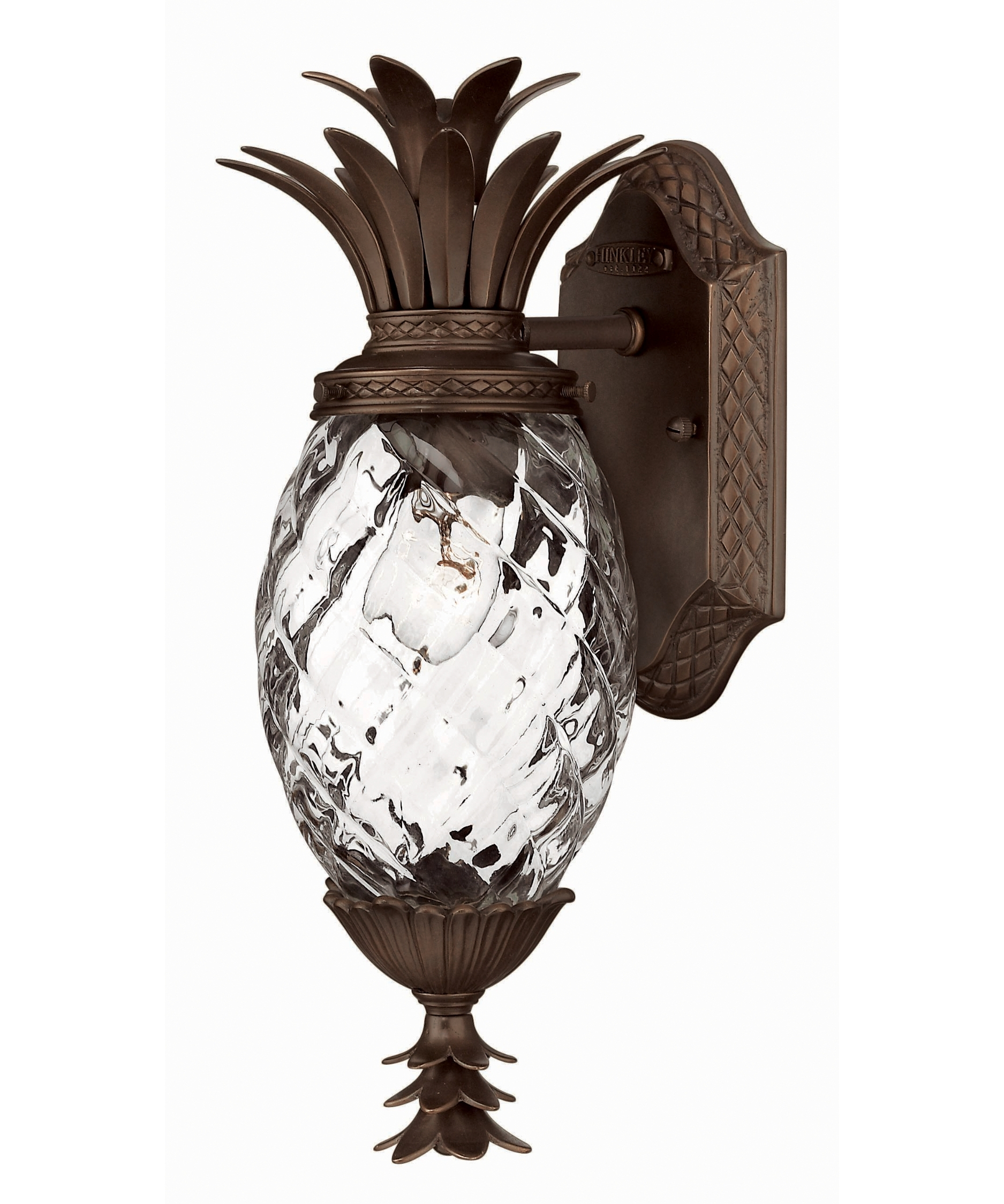 Pineapple Outdoor Wall Lights Inside Most Recently Released Fresh Perfect Pineapple Outdoor Wall Lights # (View 5 of 20)