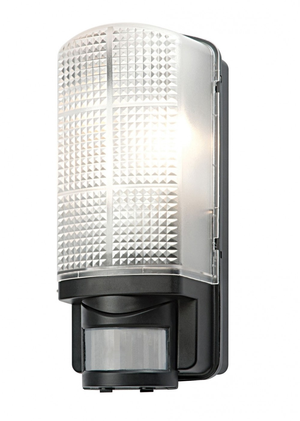 Pir Sensor Outdoor Wall Lighting With Regard To 2018 Safety With Motion Sensor Outdoor Wall Light (View 13 of 20)