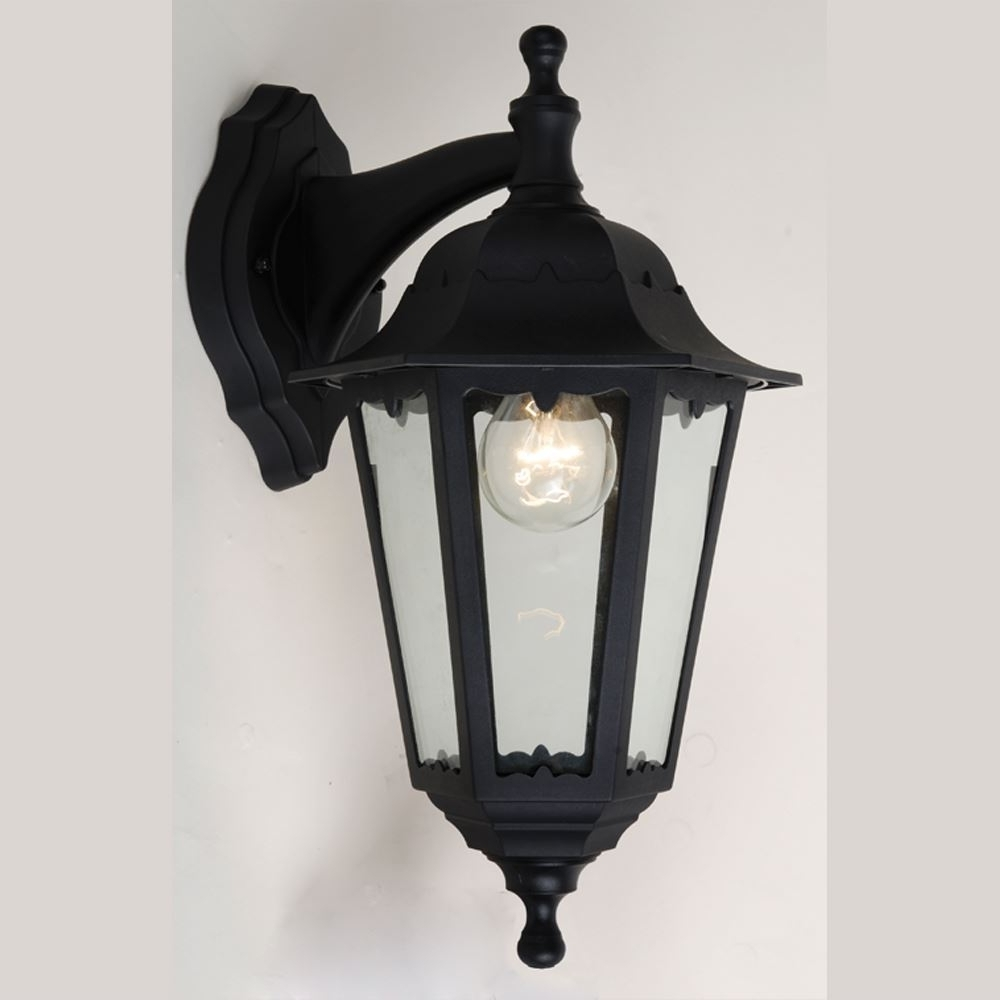 Plastic Outdoor Wall Lighting Inside Most Up To Date Exterior Plastic Outdoor Living Area Convertible Wall Lantern E (View 12 of 20)