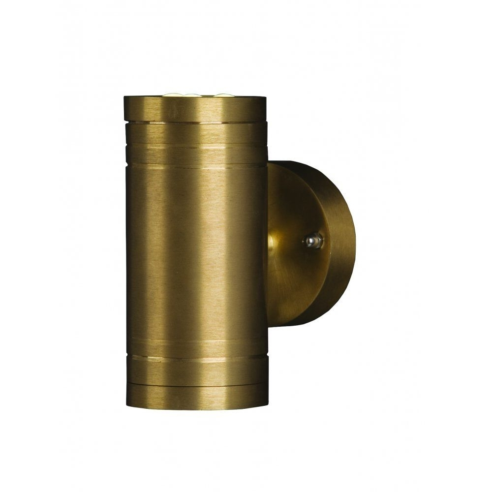 Polished Brass Outdoor Wall Lighting Throughout Most Popular Affordable Brass Outdoor Wall Lights Decoration Ideas Adjustable (View 13 of 20)