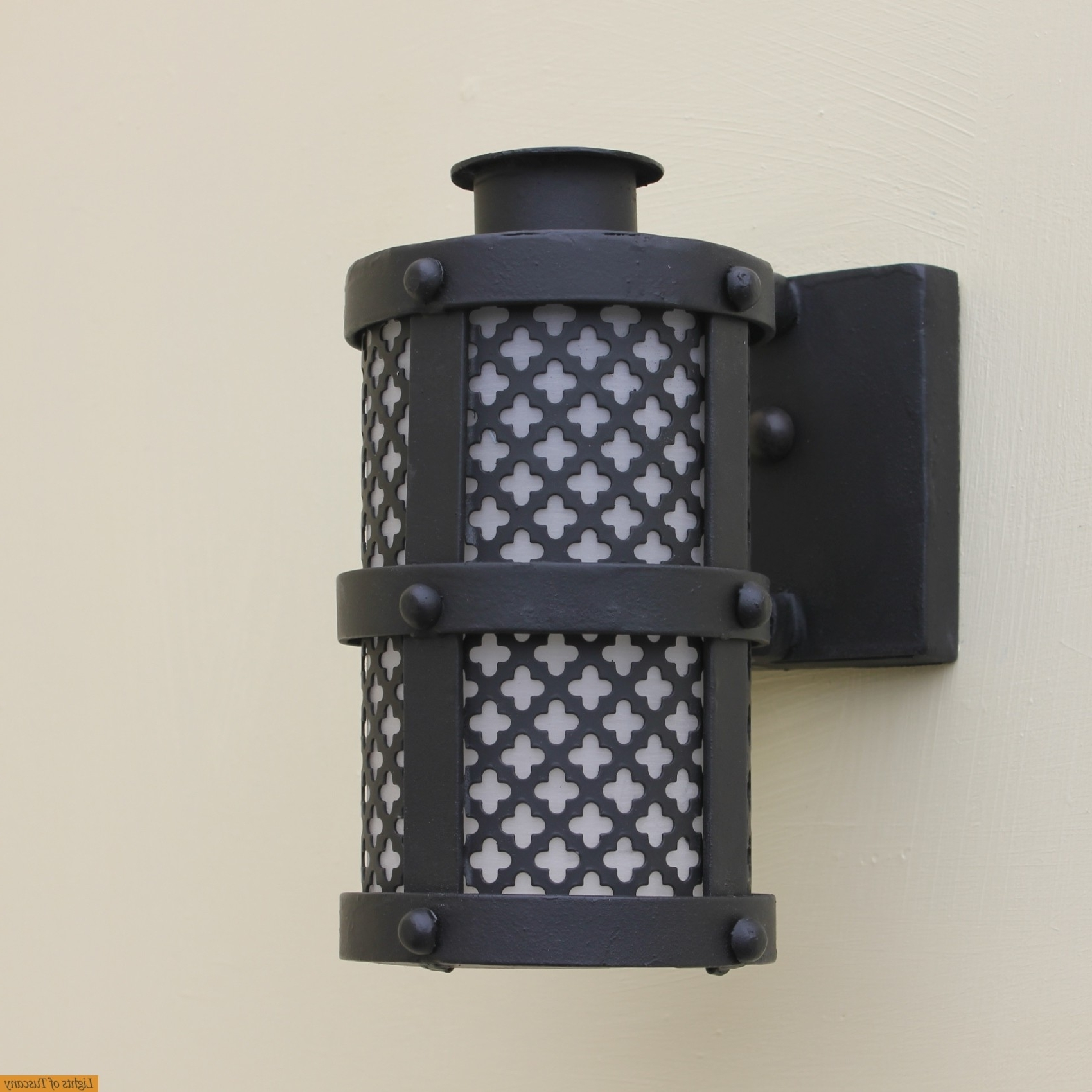Popular Gothic Outdoor Wall Lighting Inside Lights Of Tuscany 7429 1 Gothic Outdoor Wall Lighting – Gothic (View 16 of 20)