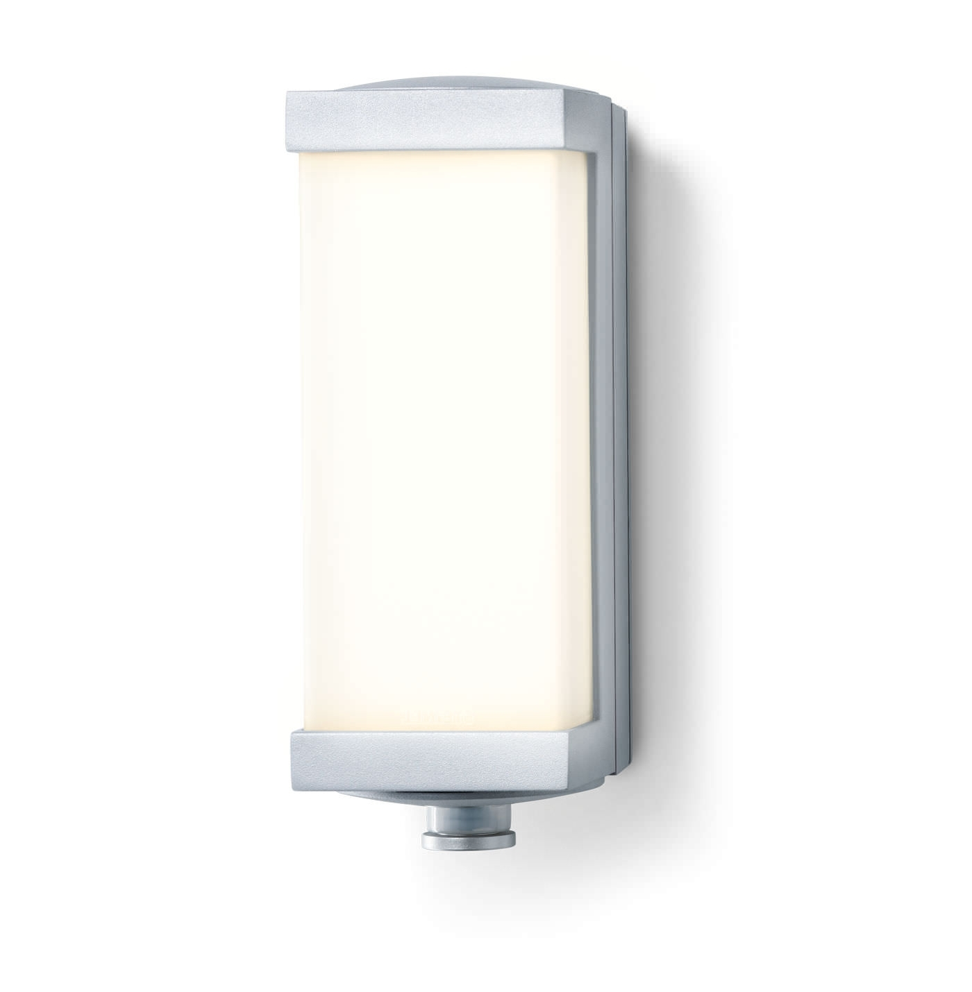 Popular Led Outdoor Wall Lights With Motion Sensor Throughout Contemporary Wall Light / Outdoor / Aluminum / Metal – L 666 Led (View 16 of 20)