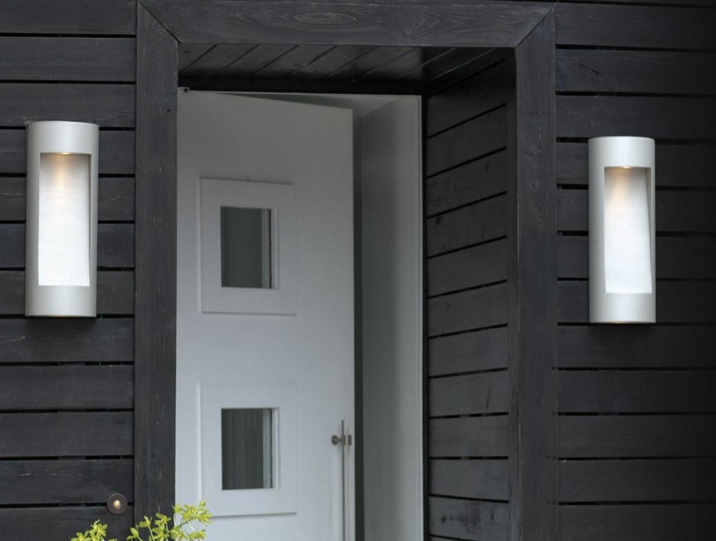 Popular Modern Outdoor Wall Light Black – Outdoor Designs Inside Contemporary Outdoor Wall Lighting (View 16 of 20)