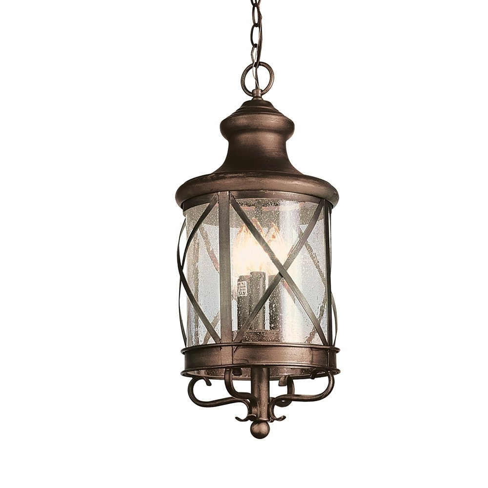 Popular Outdoor Globe Pendant Light – Outdoor Designs Inside Outdoor Hanging Orb Lights (View 13 of 20)