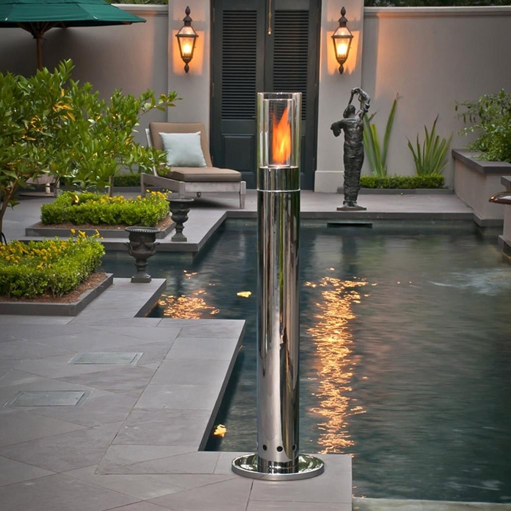 Popular Outdoor Light Fixtures For Brick Columns • Outdoor Lighting Intended For Modern Patio Outdoor Light Fixtures (View 18 of 20)