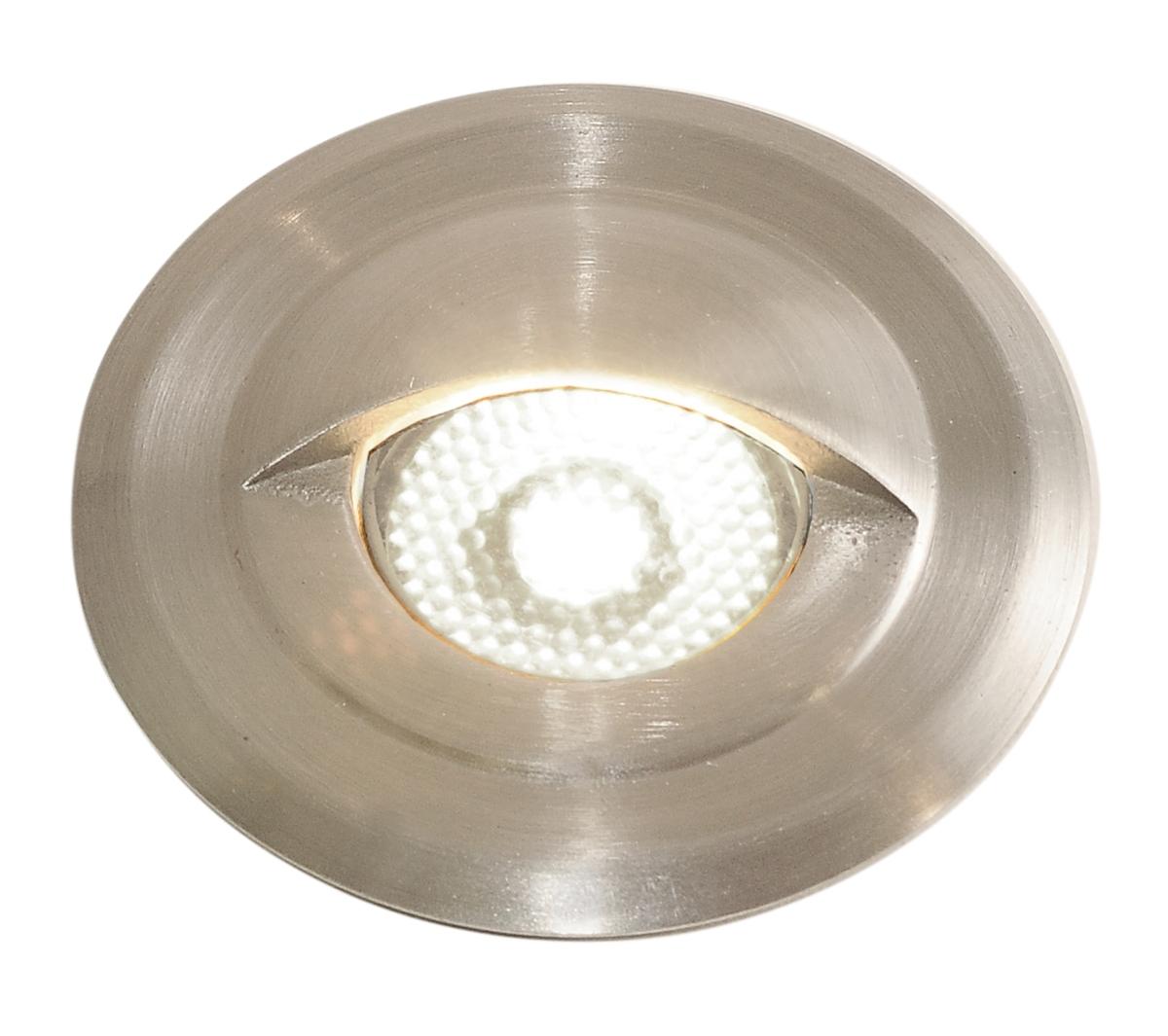 Popular Outdoor Recessed Ceiling Lights Regarding Led Eyelid Trim Step Lightpureedge Lighting (View 10 of 20)