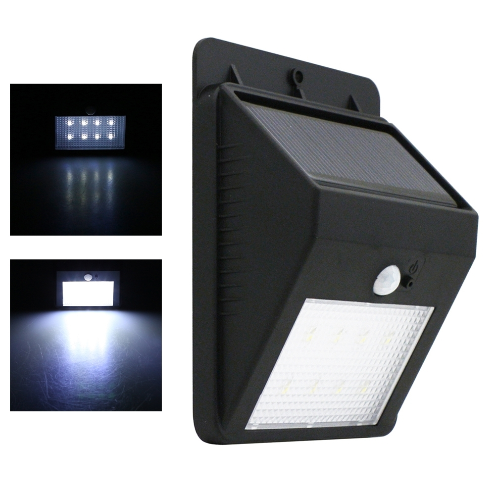 Popular Pir Solar Outdoor Wall Lights Intended For Cheap Led Solar Wall Light Motion Sensor, Find Led Solar Wall Light (View 17 of 20)