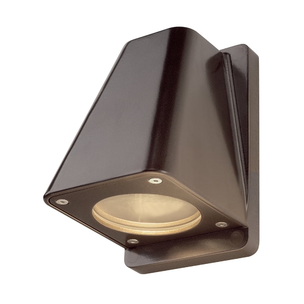 Popular Wallyx Antique Bronze Garden Wall Light Ip44 With Big Outdoor Wall Lighting (View 18 of 20)