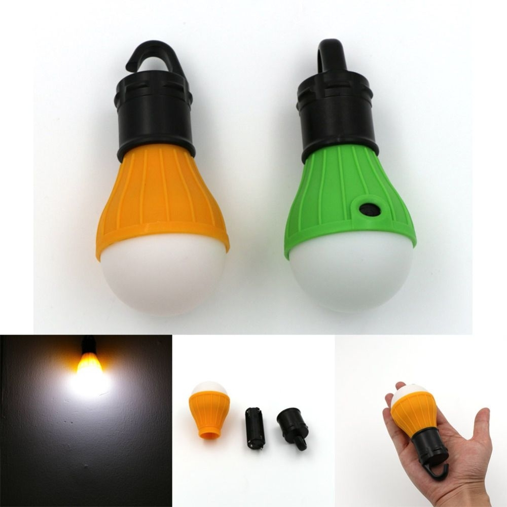 Featured Photo of Outdoor Hanging Camping Lights