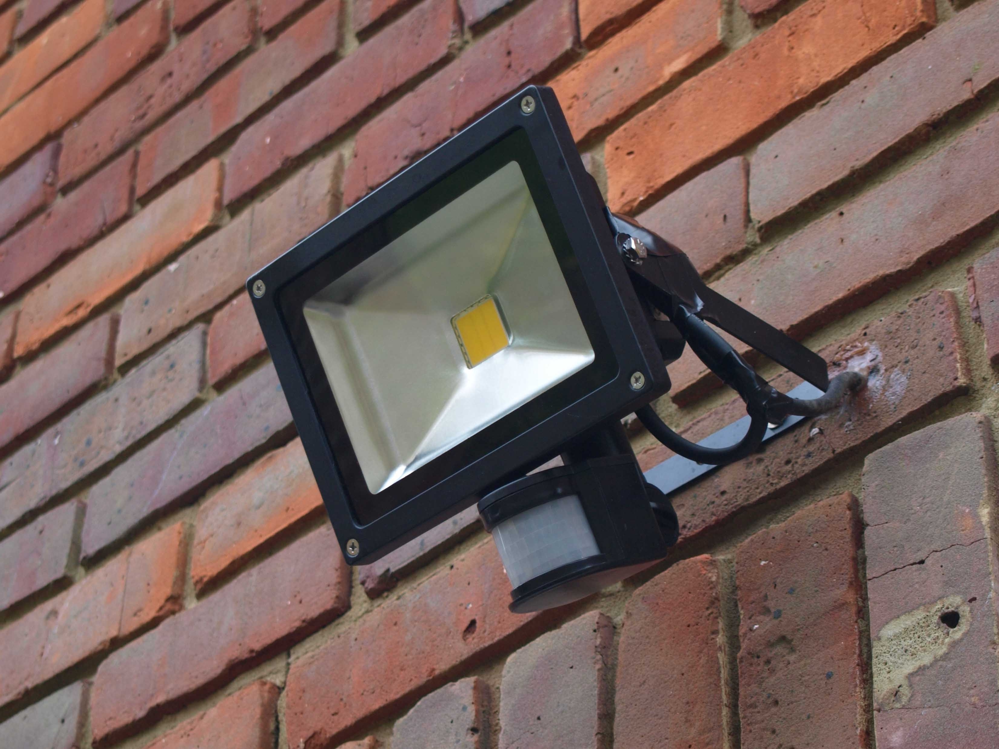 Post Carbon Homes – Lights With Regard To Most Recently Released Outdoor Wall Lighting At B&q (View 18 of 20)