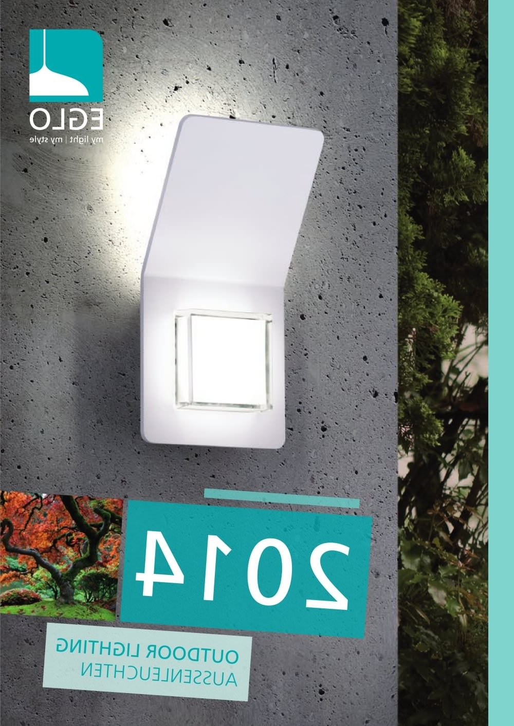 Preferred Eglo Outdoor Lighting Intended For Outdoor Lighting 2014 – Eglo Leuchten Gmbh – Pdf Catalogues (View 17 of 20)