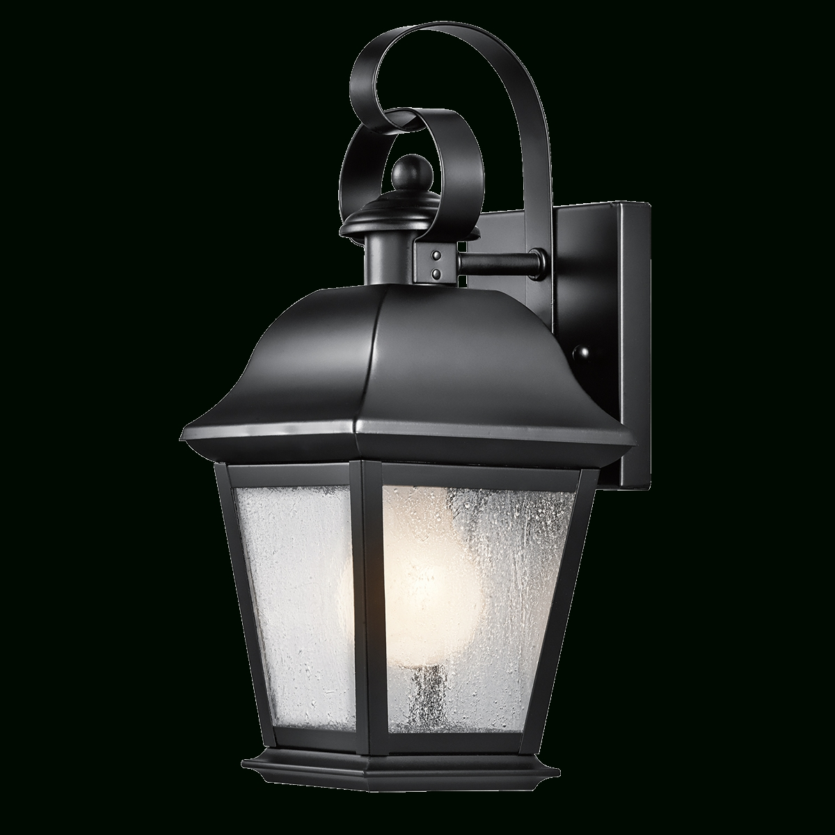 Preferred Hampton Bay Exterior Wall Lantern – Mellydia – Mellydia Regarding Hampton Bay Outdoor Wall Lighting (View 15 of 20)