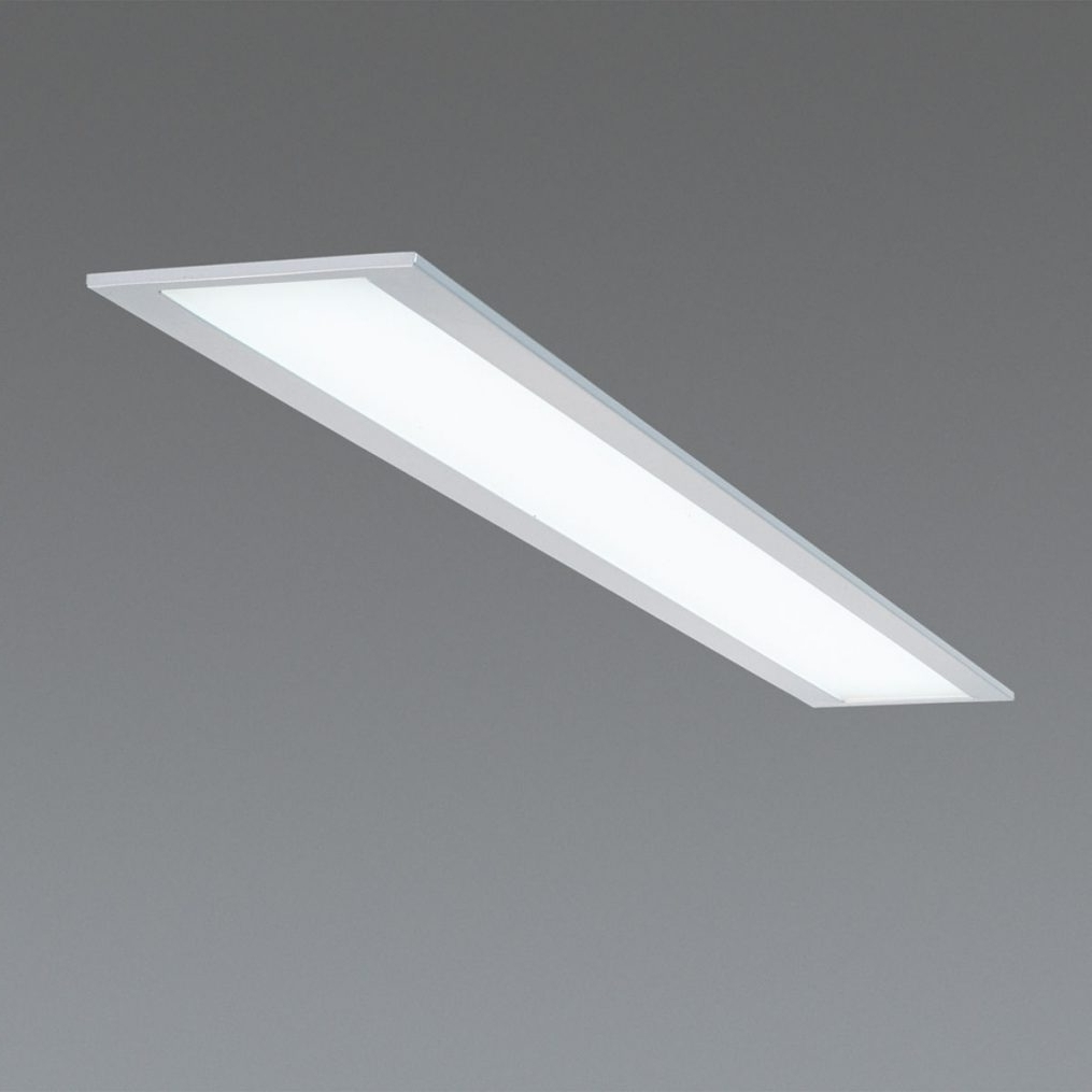 Preferred Light : Cozy Fluorescent Led Light Fixtures Tube Recessed Ceiling With Outdoor Fluorescent Ceiling Lights (View 7 of 20)