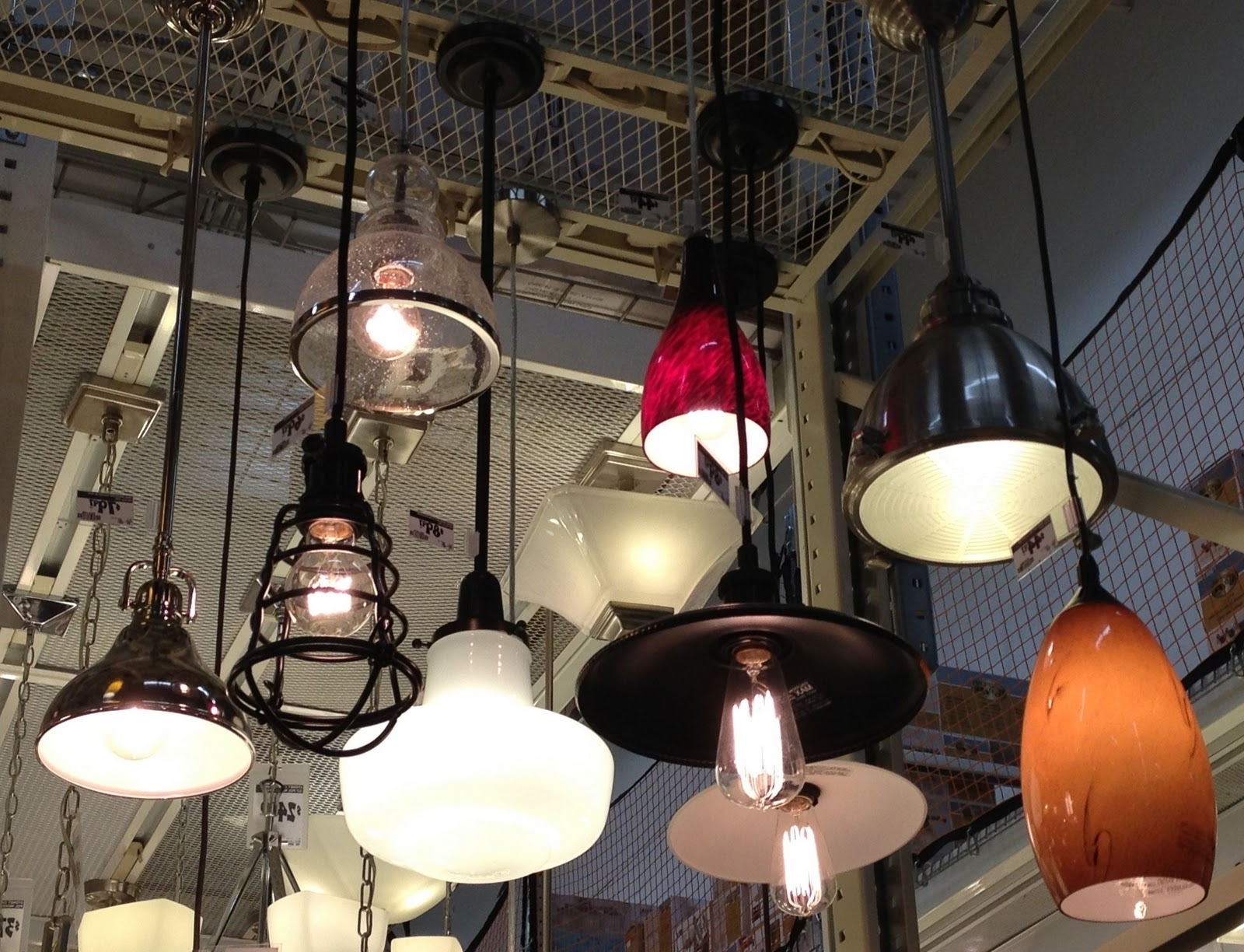 Preferred Outdoor Ceiling Lights At Home Depot Intended For Some Option Home Depot Pendant Lights Decorative — Joanne Russo (View 17 of 20)