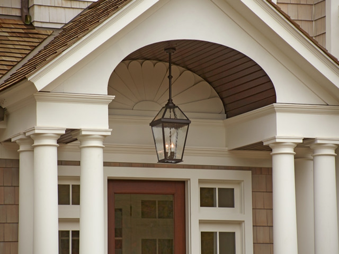 Featured Photo of Outdoor Front Porch Ceiling Lights