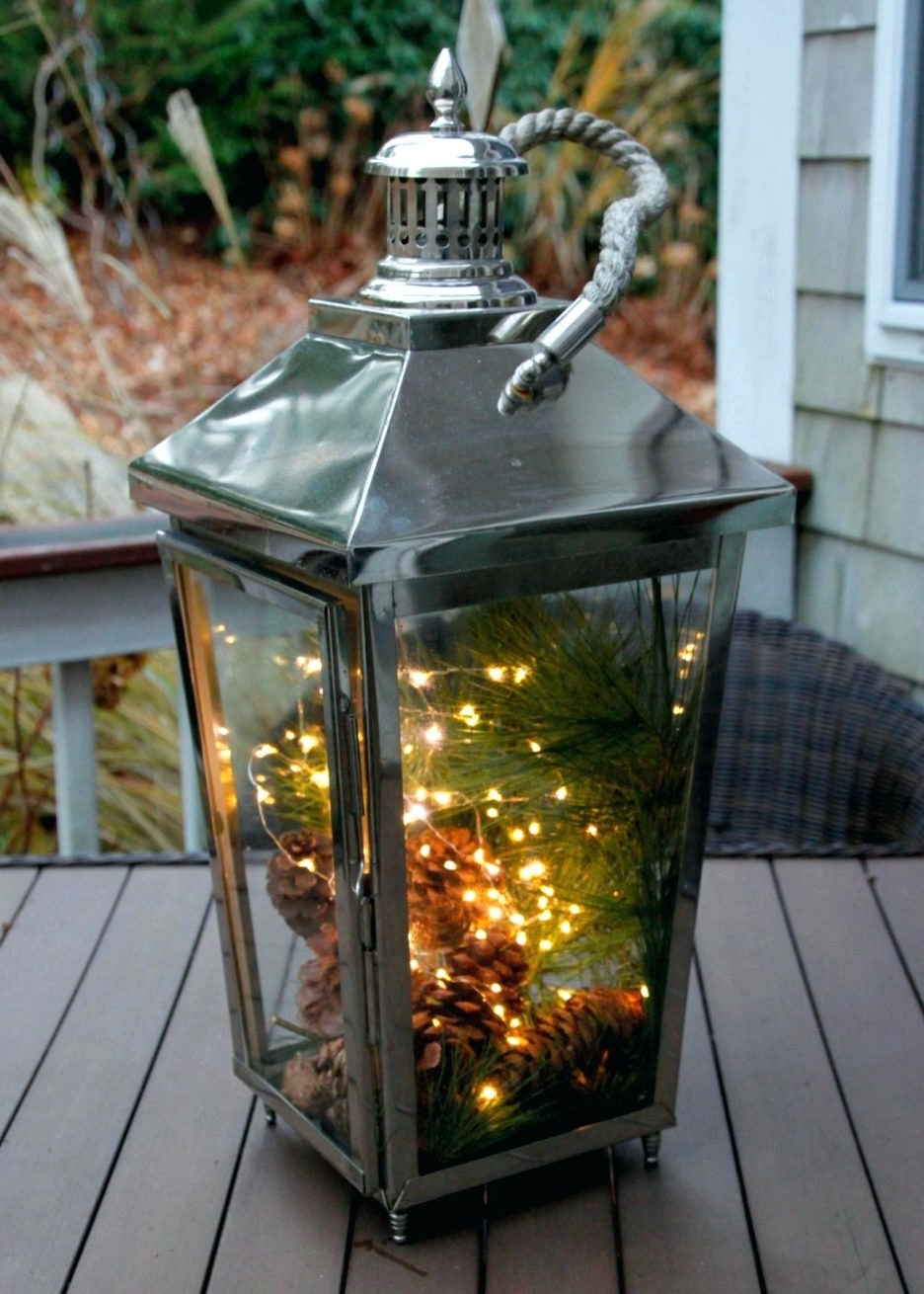 Preferred Outdoor Hanging Gazebo Lights Pertaining To Chandeliers Design : Marvelous Outdoor Gazebo Lighting Chandelier (View 17 of 20)