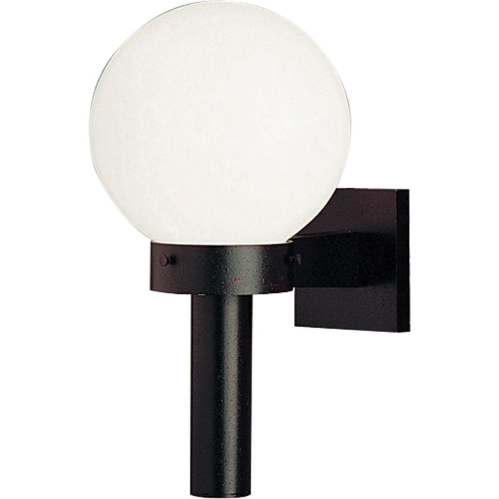 Featured Photo of Globe Outdoor Wall Lighting
