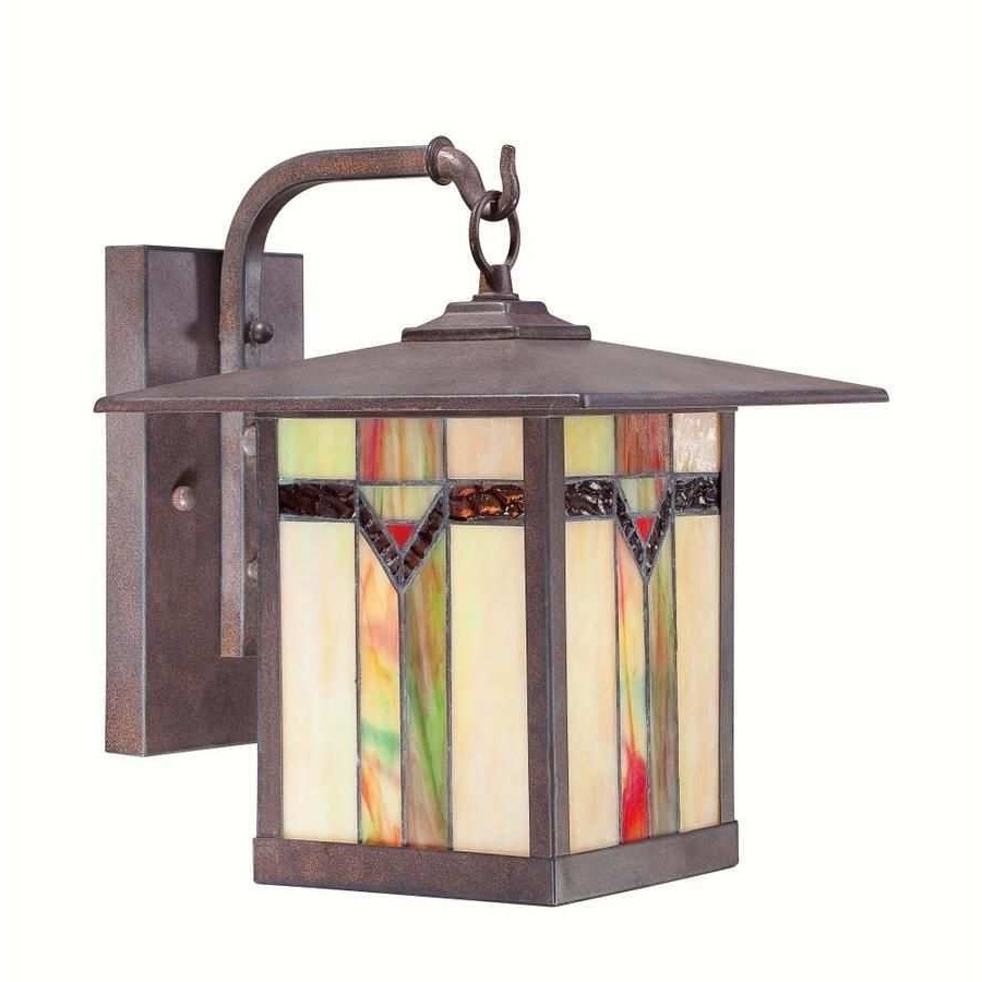 Quoizel Outdoor Wall Light Luxury Shop Outdoor Wall Lighting At With Regard To Famous Quoizel Outdoor Wall Lighting (View 10 of 20)
