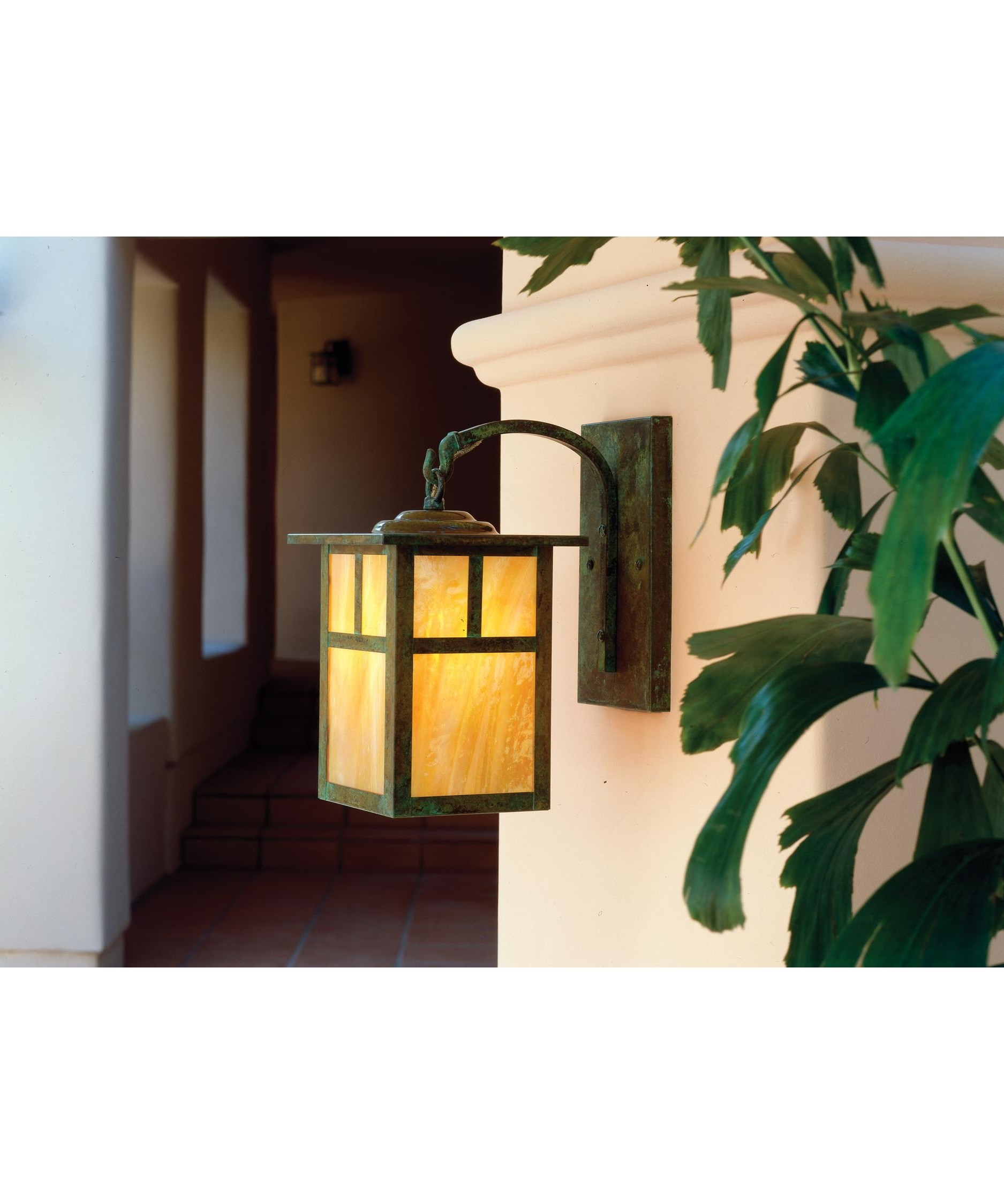 Recent Arroyo Craftsman Mb 6 Mission 6 Inch Wide 1 Light Outdoor Wall Light Within Verdigris Outdoor Wall Lighting (View 13 of 20)