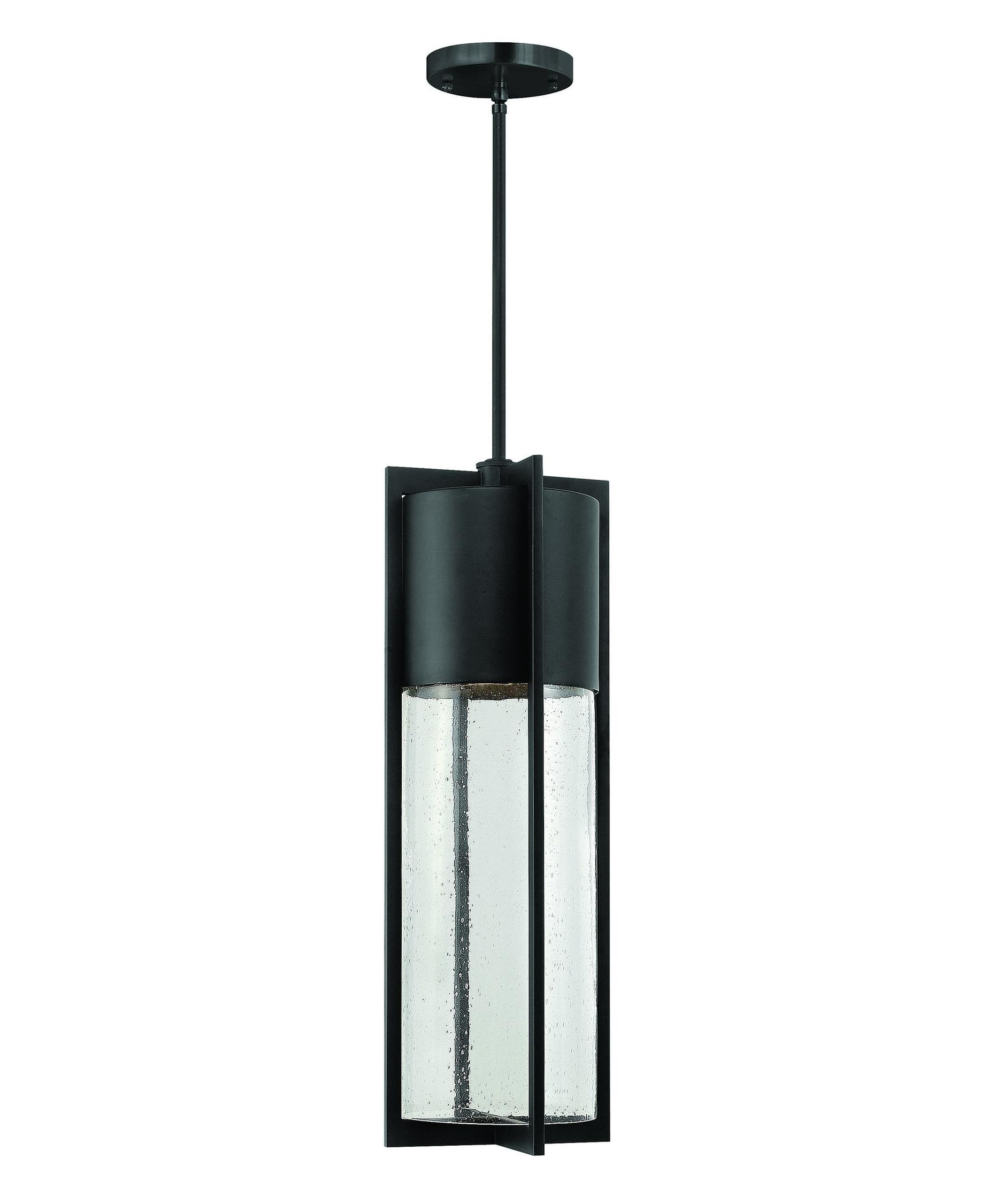Recent Contemporary Hanging Porch Hinkley Lighting Inside Outdoor Pendant Light Crystal Pendant Light' Brushed Nickel Mini (View 10 of 20)