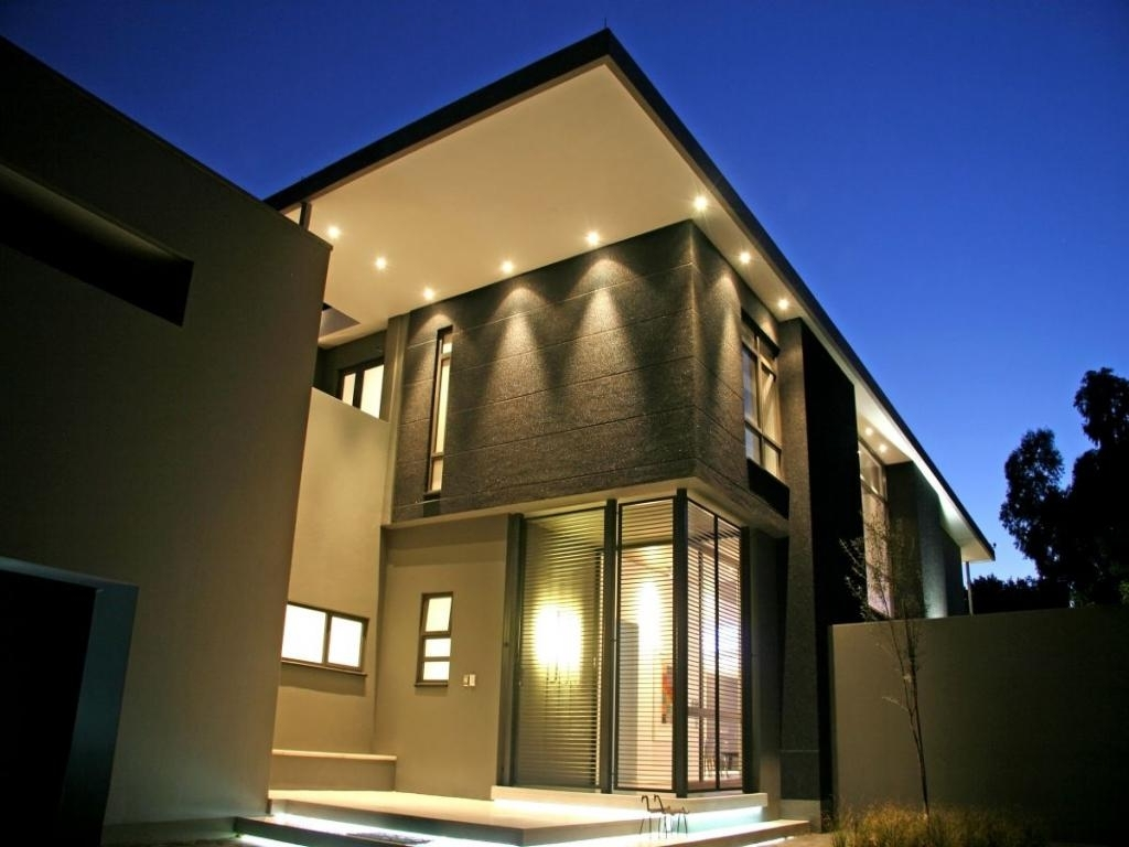 Recent House Outdoor Wall Lighting : Warm And Welcoming Outdoor Wall With Outside Wall Lights For House (View 8 of 20)