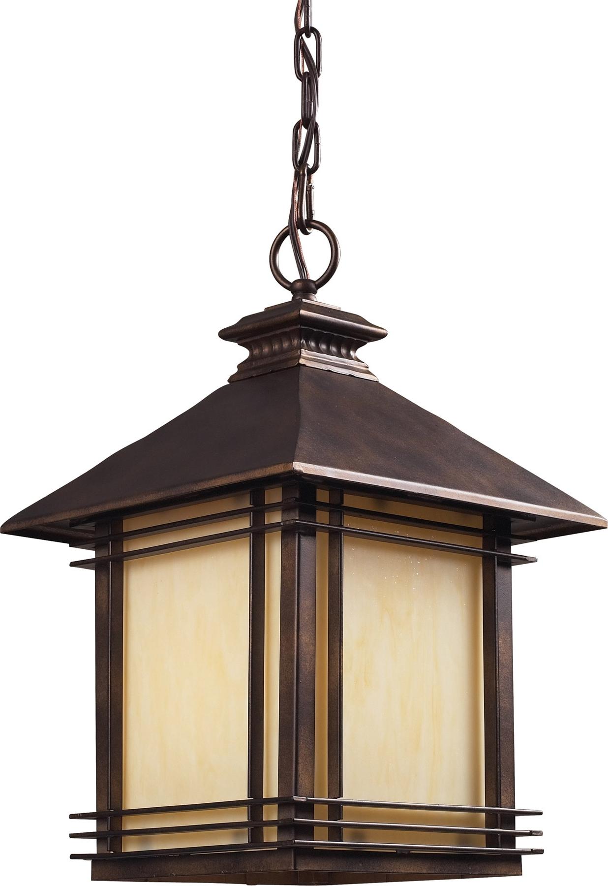 Recent Lighting 42103/1 Blackwell Outdoor Hanging Lantern Inside Outdoor Hanging Lantern Lights (View 7 of 20)