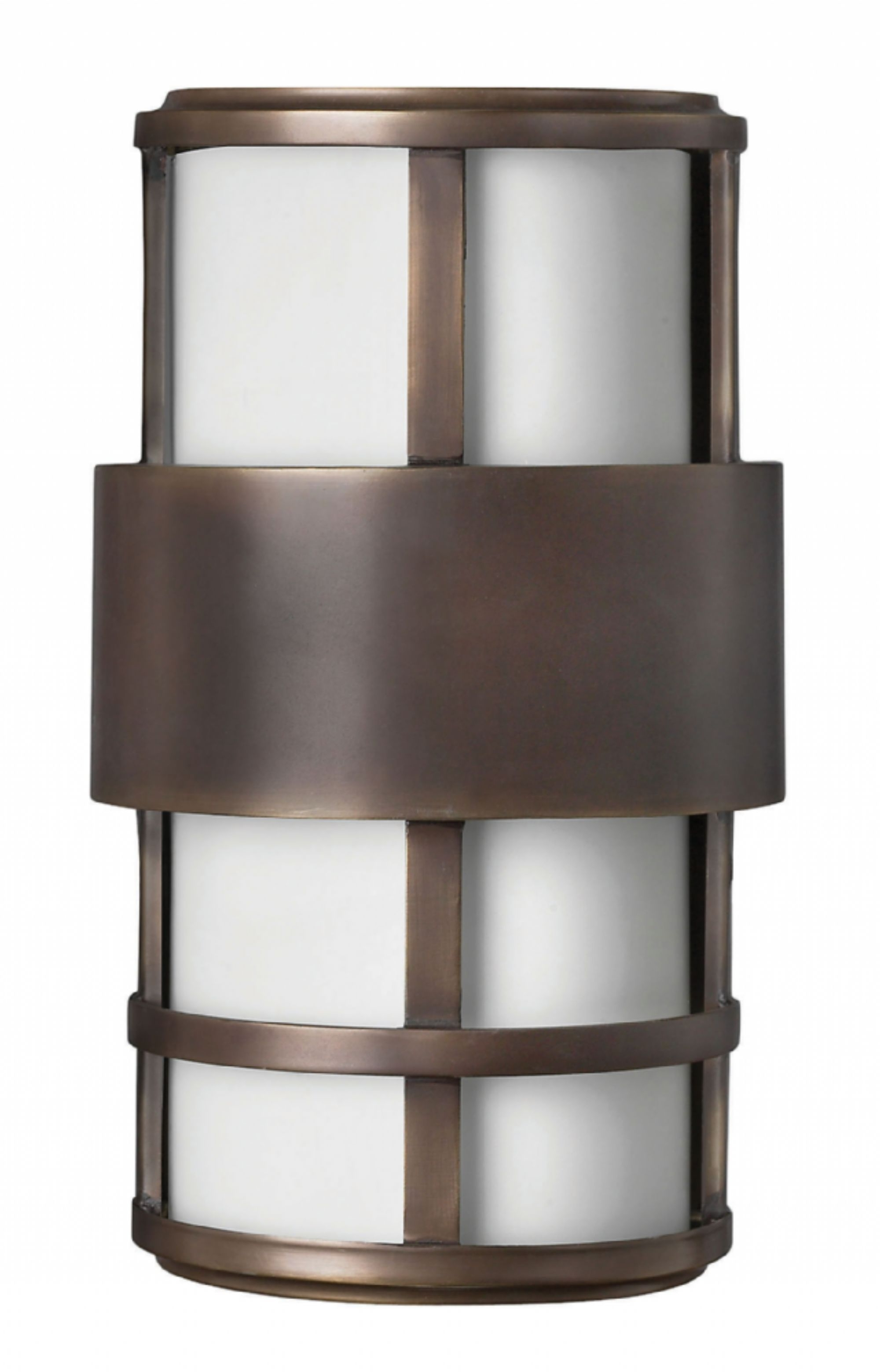 Recent Metro Bronze Saturn > Exterior Wall Mount Inside Large Wall Mount Hinkley Lighting (Gallery 6 of 20)