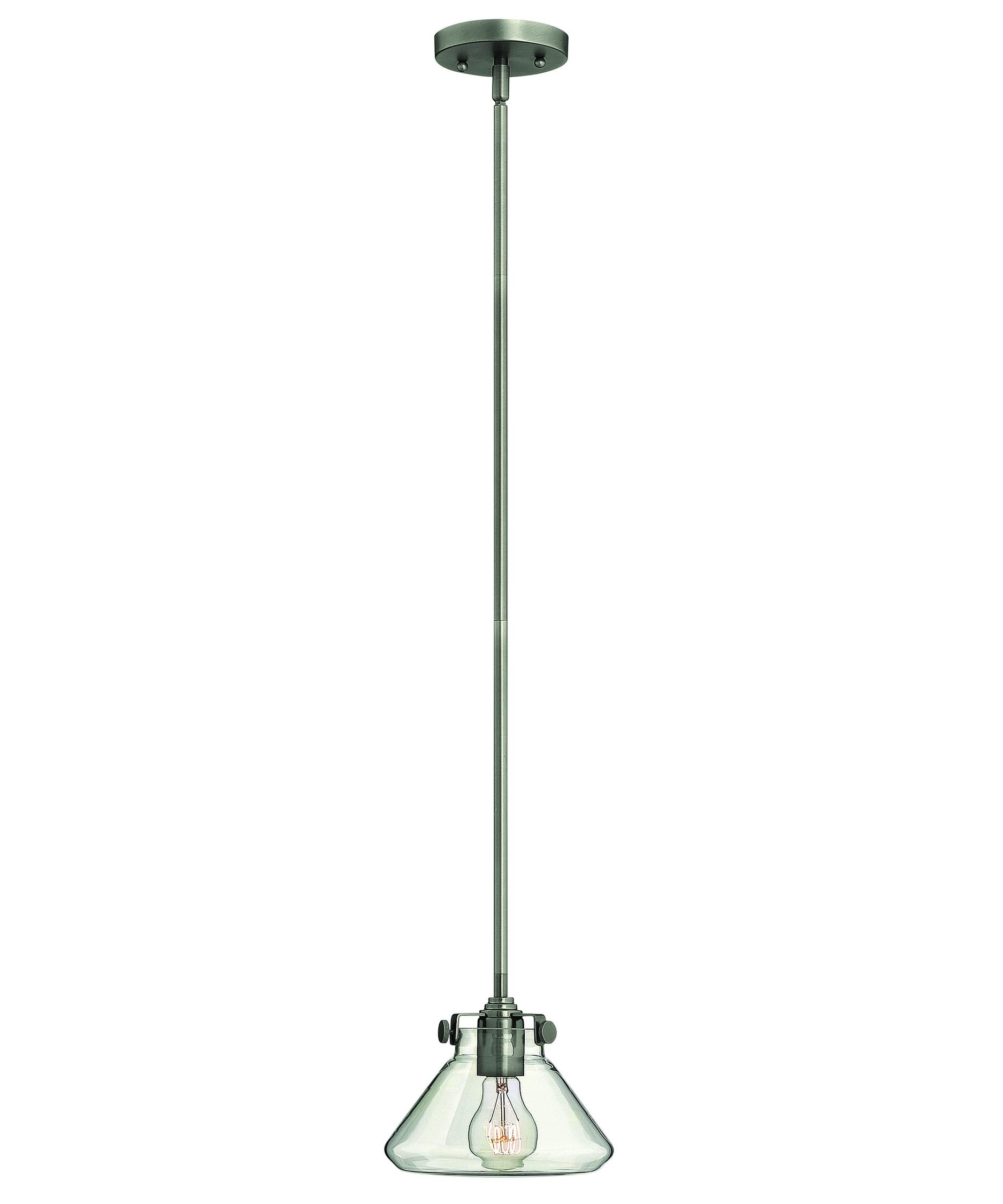 Recent Mini Wall Mount Hinkley Lighting Within Hinkley Lighting 3136 Congress 8 Inch Wide 1 Light Mini Pendant (View 20 of 20)