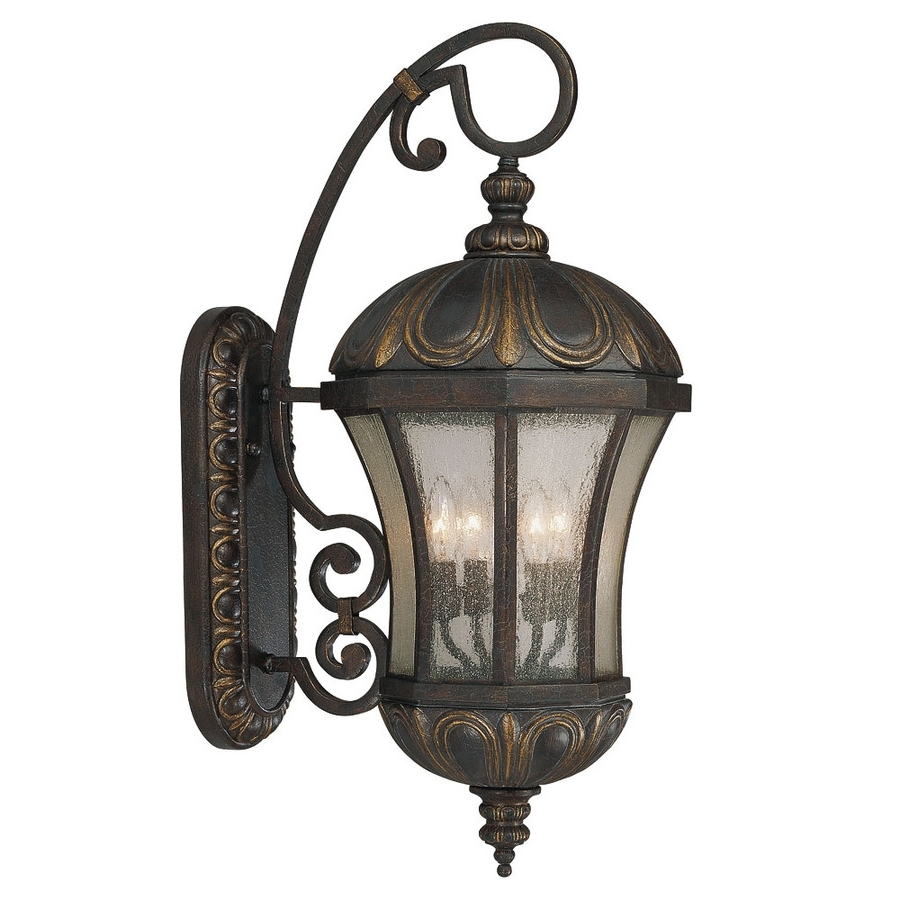 Recent Tuscan Outdoor Wall Lighting Regarding Shop (View 6 of 20)