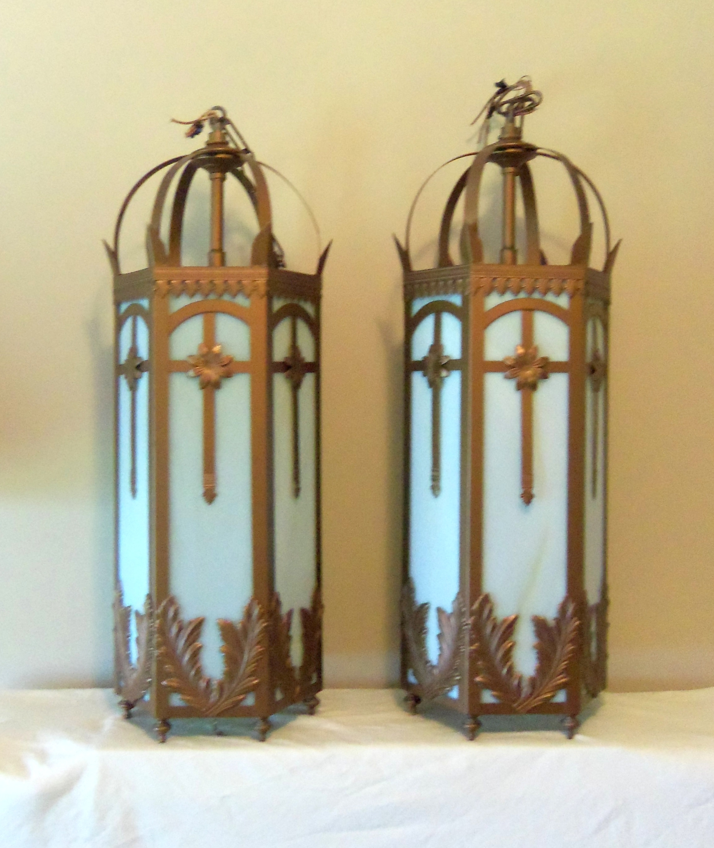 Recent Vintage Gothic Pendant Lights Large (Gallery 17 of 20)