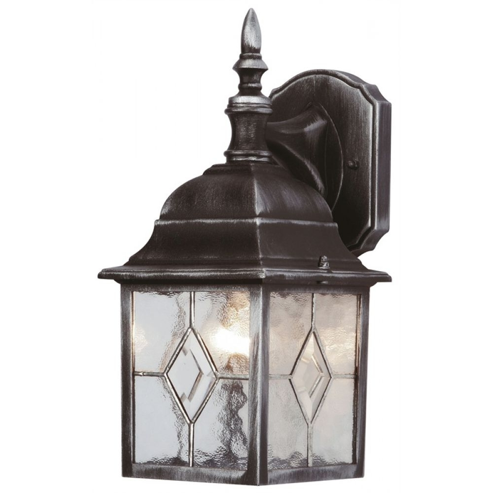 Retro Outdoor Wall Lighting Within Best And Newest Powermaster S5901 Vintage Outdoor Wall Lantern (View 17 of 20)