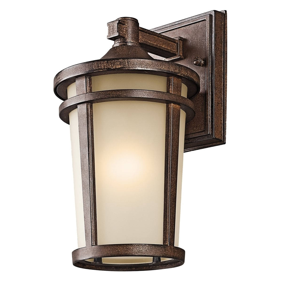 Rustic Outdoor Lighting At Wayfair Intended For Fashionable Modern Garden And Outdoor Lights From The Lighting Company (View 14 of 20)