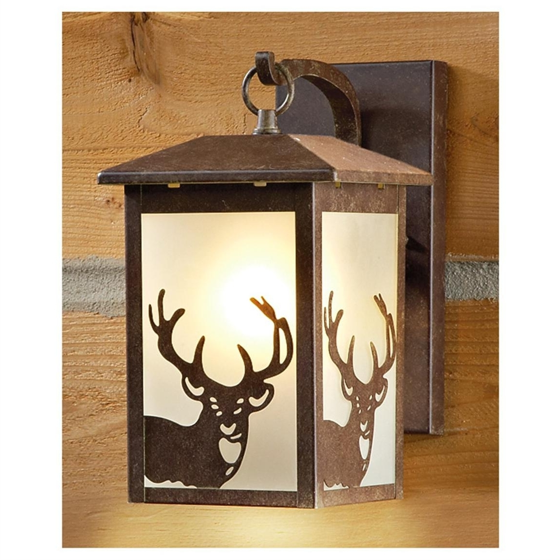 Rustic Outdoor Lighting Wall Sconces • Wall Sconces Pertaining To Recent Rustic Outdoor Wall Lighting (View 11 of 20)