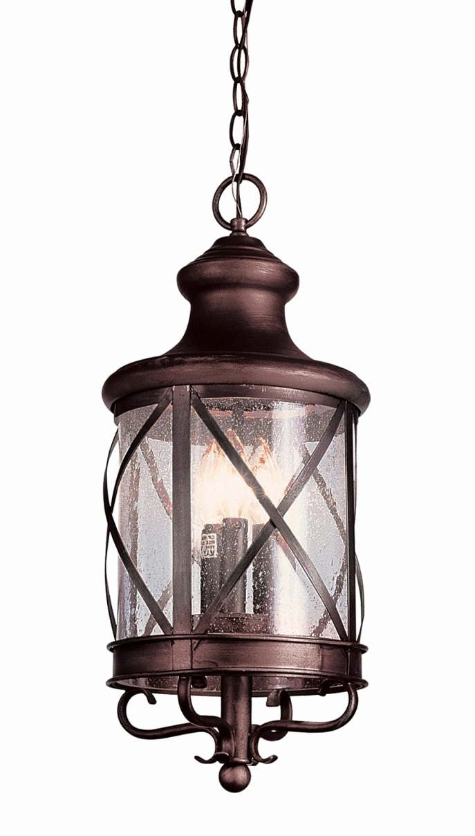 Rustic Outdoor Pendant Lighting Fresh Pendant Lights Exterior Intended For Most Current Rustic Outdoor Hanging Lights (View 8 of 20)