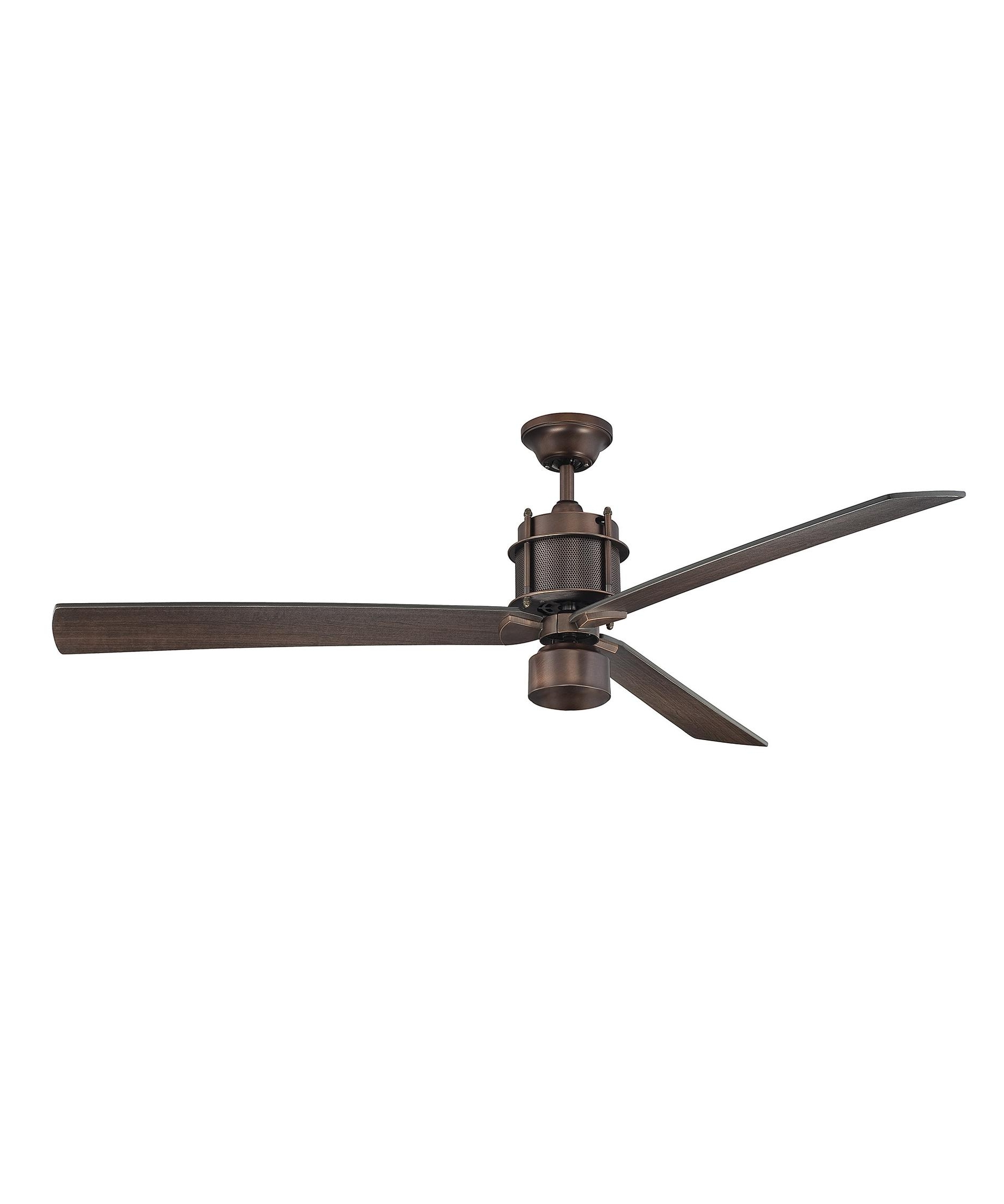 Savoy House 56 870 3 Muir 56 Inch 3 Blade Ceiling Fan (View 16 of 20)