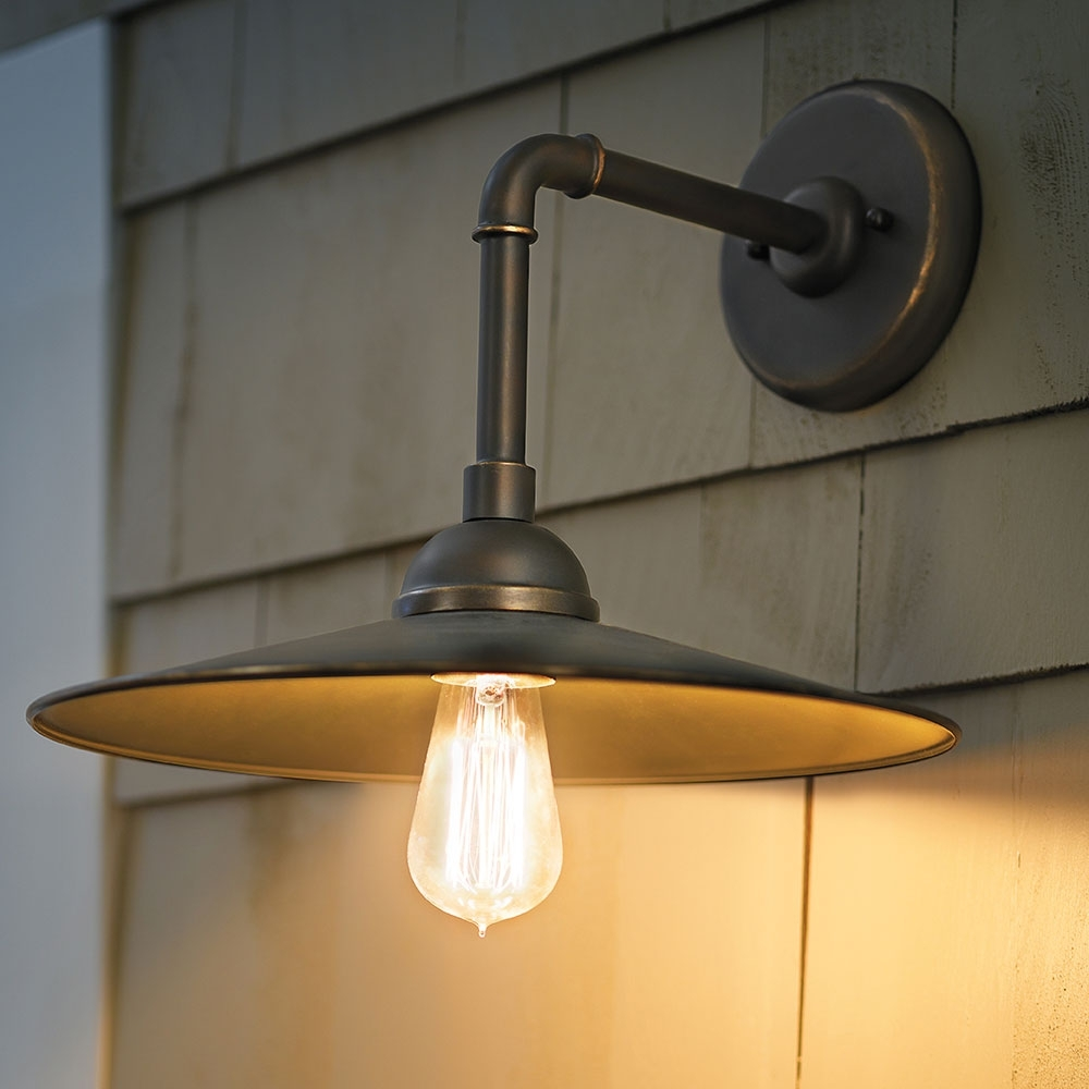 Selecting The Perfect Lighting Elements For Your Home With Kichler With Most Up To Date Kichler Outdoor Ceiling Lights (View 19 of 20)