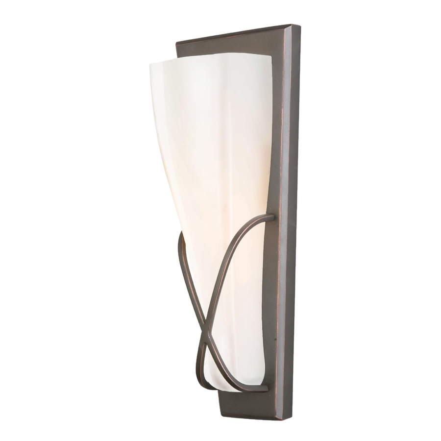 Shop Wall Sconces At Lowes With Regard To Favorite Brisbane Outdoor Wall Lighting (View 19 of 20)