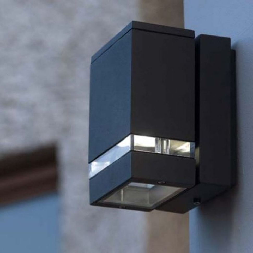 Singapore Outdoor Wall Lighting For Famous Furniture : Wall Lights Design Exterior Kichler Outside Led Pack (View 16 of 20)