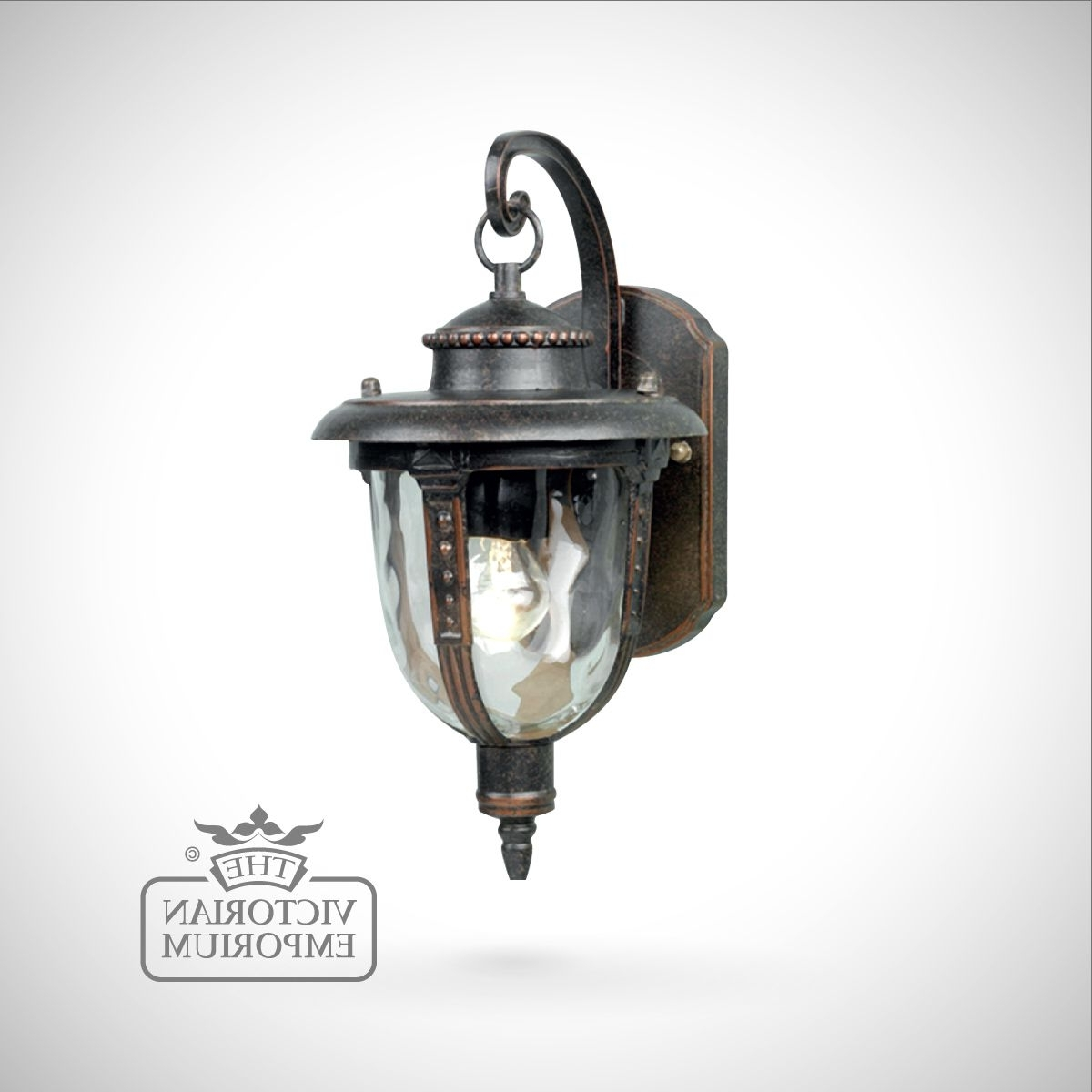 Small Outdoor Wall Lights Intended For Most Popular Decorative Wall Lantern – Small (View 16 of 20)