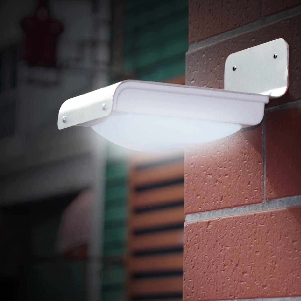 Solar Led Pir Motion Sensor Wall Light, Security Night Lamp (View 6 of 20)