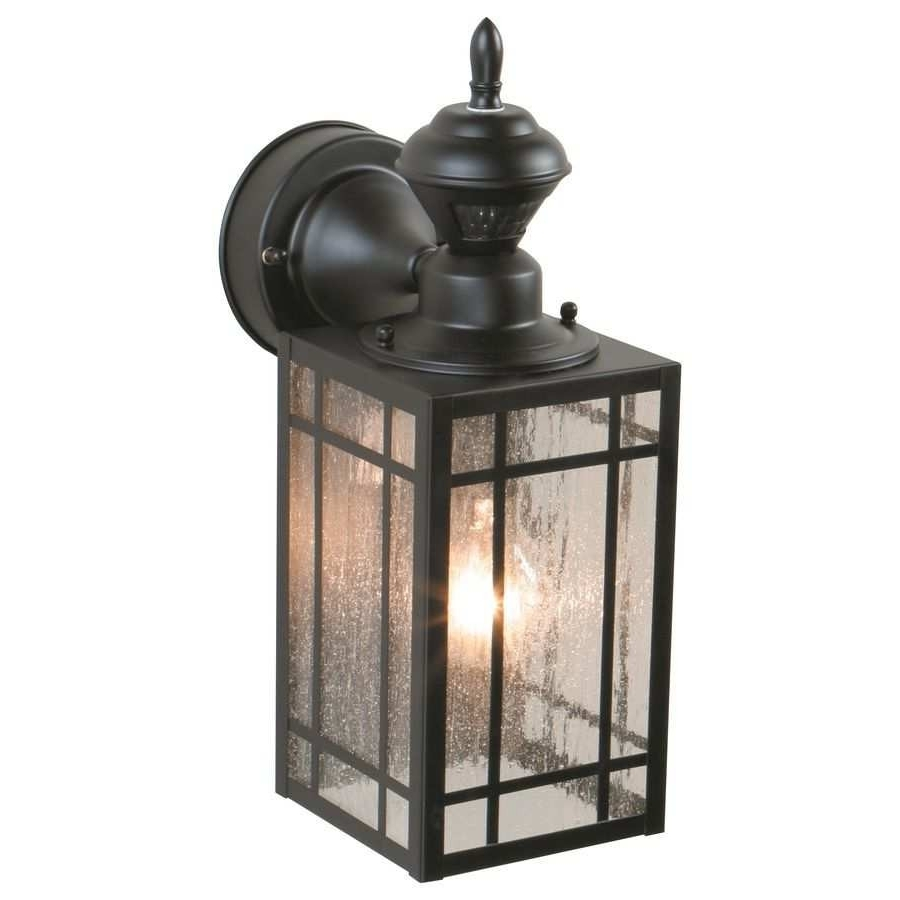 Solar Post Lights Menards @shop Outdoor Wall Lighting At Lowes Regarding Famous Outdoor Wall Lighting At Menards (View 5 of 20)