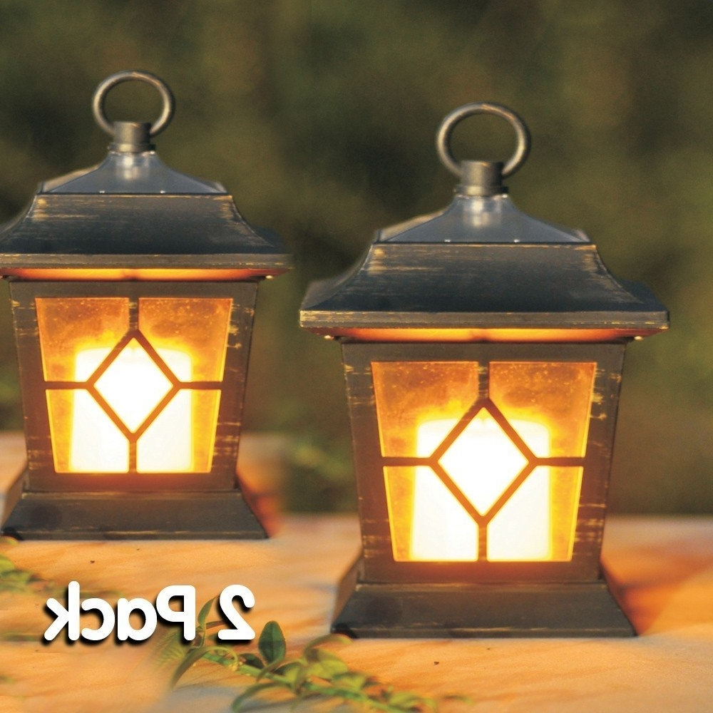 Solar Powered Outdoor Hanging Lanterns With 2019 Outdoor Solar Christmas Lanterns (View 16 of 20)