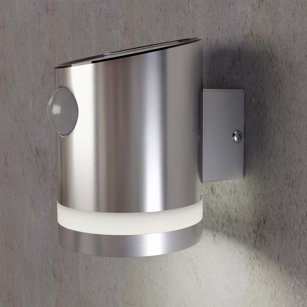 Solar Powered Outdoor Wall Mounted Lights (View 3 of 20)